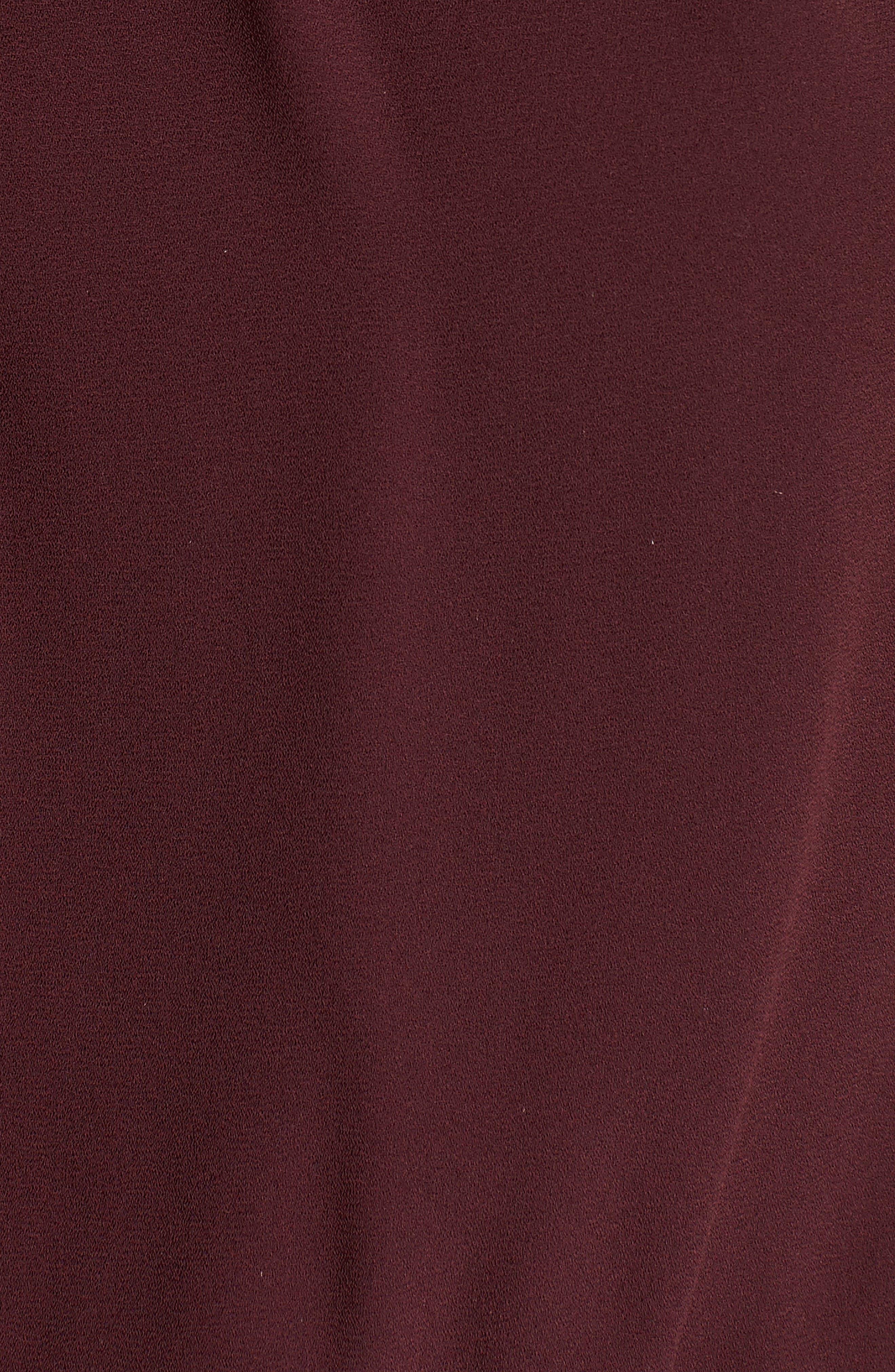 Blouson Chiffon Skater Dress,                             Alternate thumbnail 229, color,