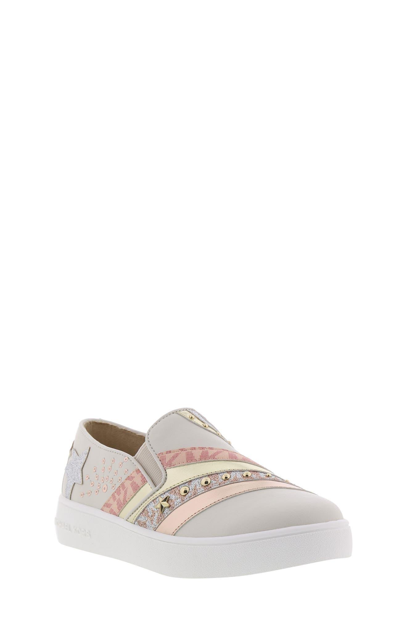 Jem Starlight Slip-On Sneaker, Main, color, VANILLA