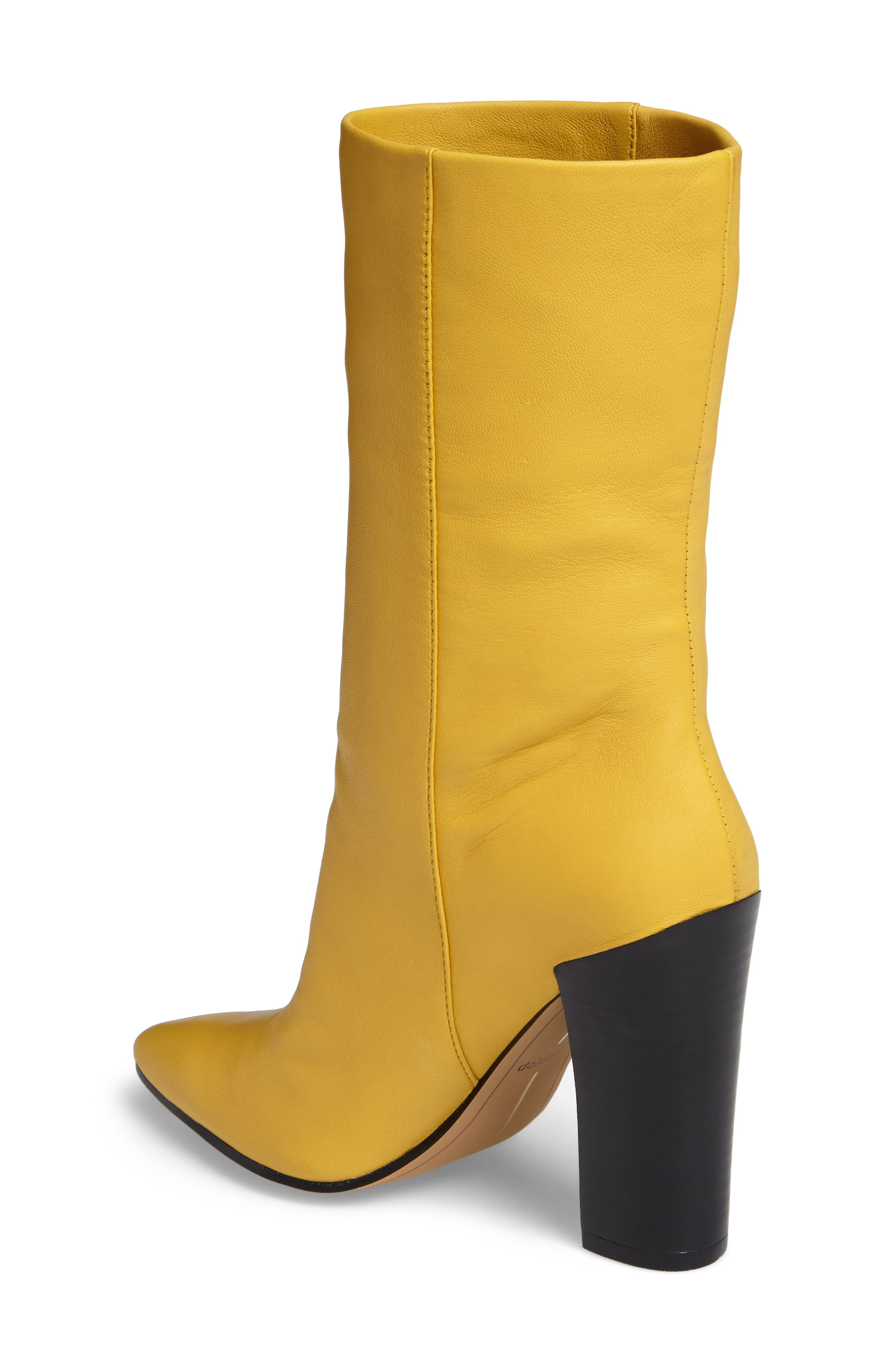 Ethan Pointy Toe Bootie,                             Alternate thumbnail 8, color,