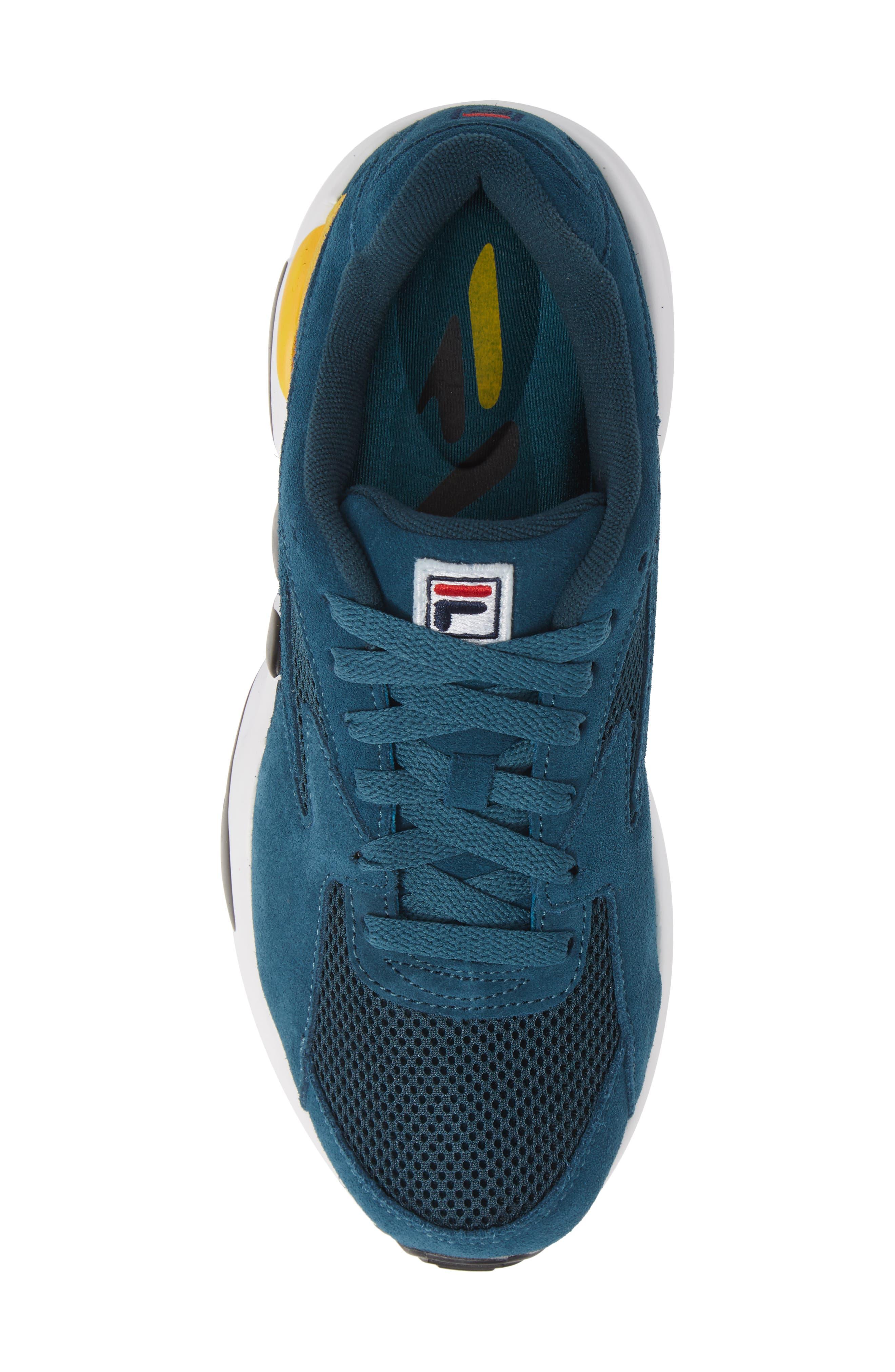 Mindblower Sneaker,                             Alternate thumbnail 5, color,                             WHITE/ BLACK