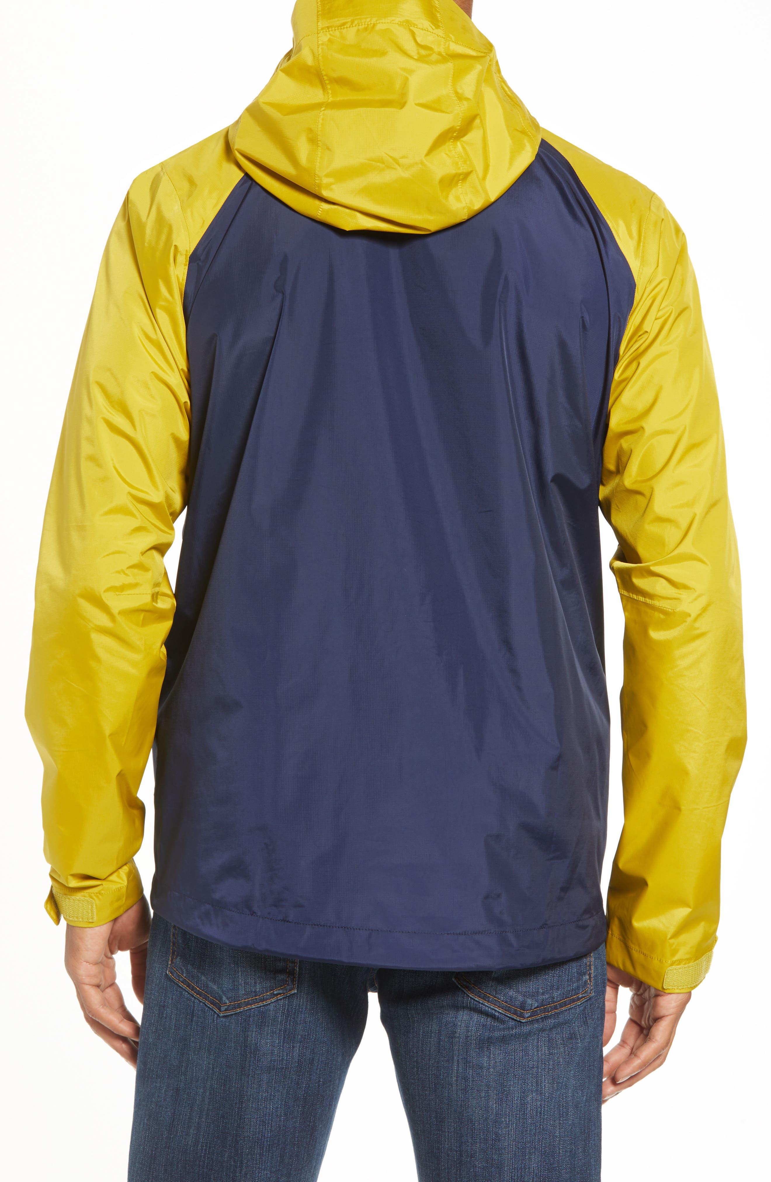 'Torrentshell' Packable Rain Jacket,                             Alternate thumbnail 2, color,                             TEXTILE GREEN