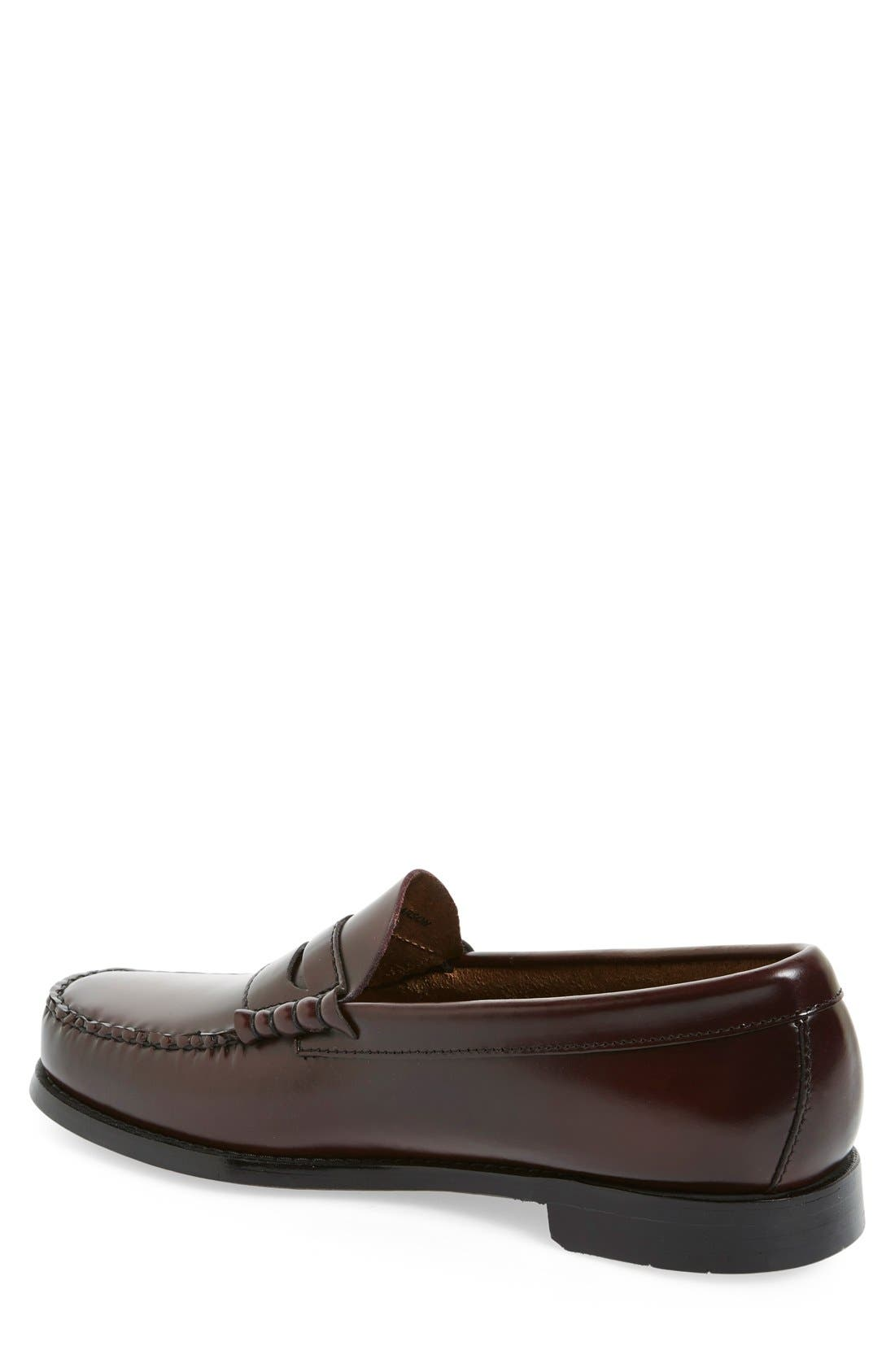 'Larson - Weejuns' Penny Loafer,                             Alternate thumbnail 2, color,                             603