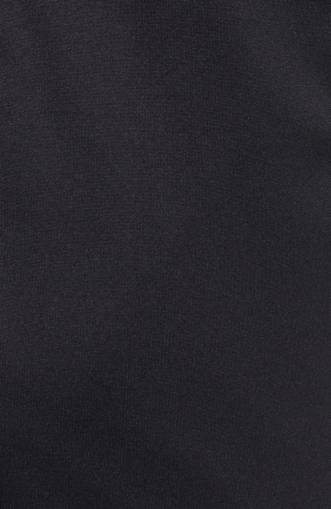 Tenacious Active Fit Hooded Jacket,                             Alternate thumbnail 5, color,                             010