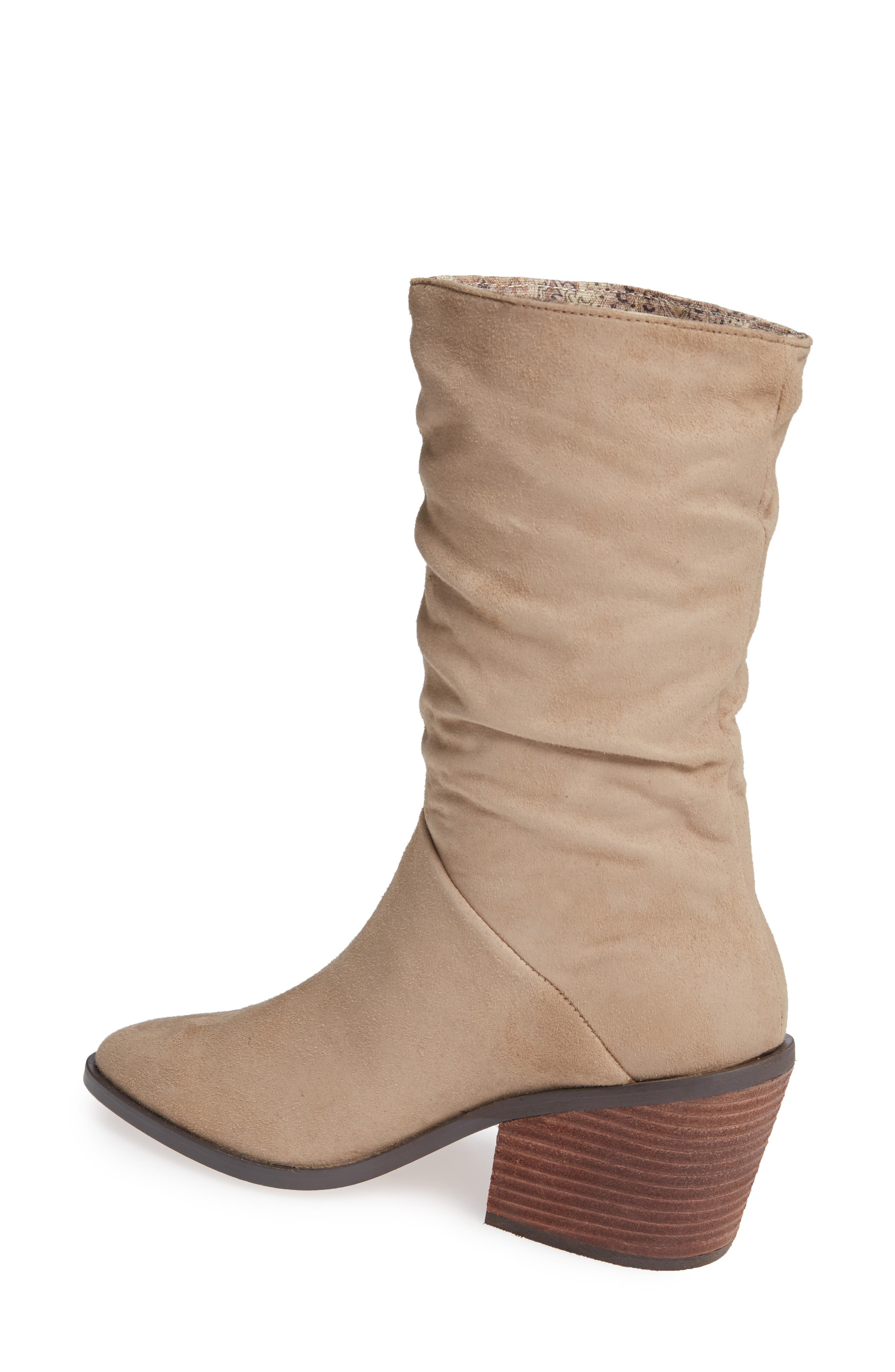 Crash Bootie,                             Alternate thumbnail 2, color,                             NATURAL BURNISHED MICRO