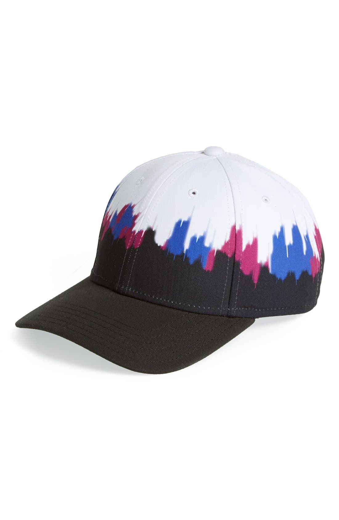 'Painted' Six-Panel Cap, Main, color, 100