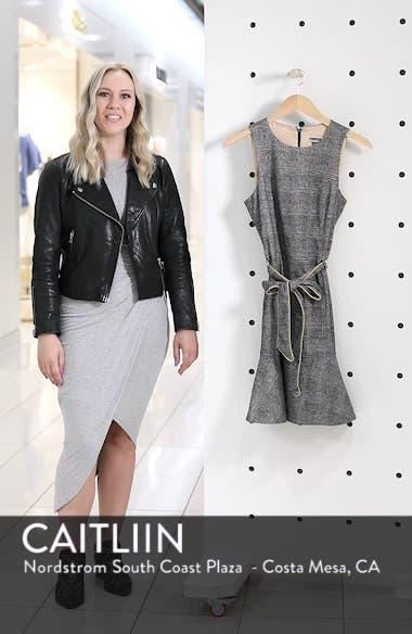 Sleeveless Plaid Dress, sales video thumbnail