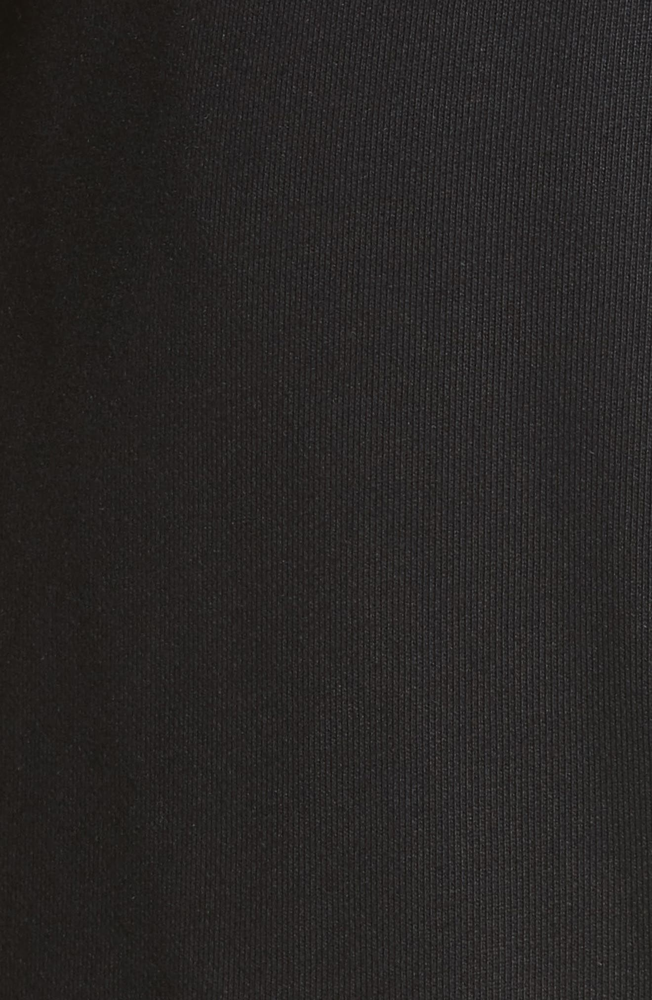 Tapered Sweatpants,                             Alternate thumbnail 5, color,                             001