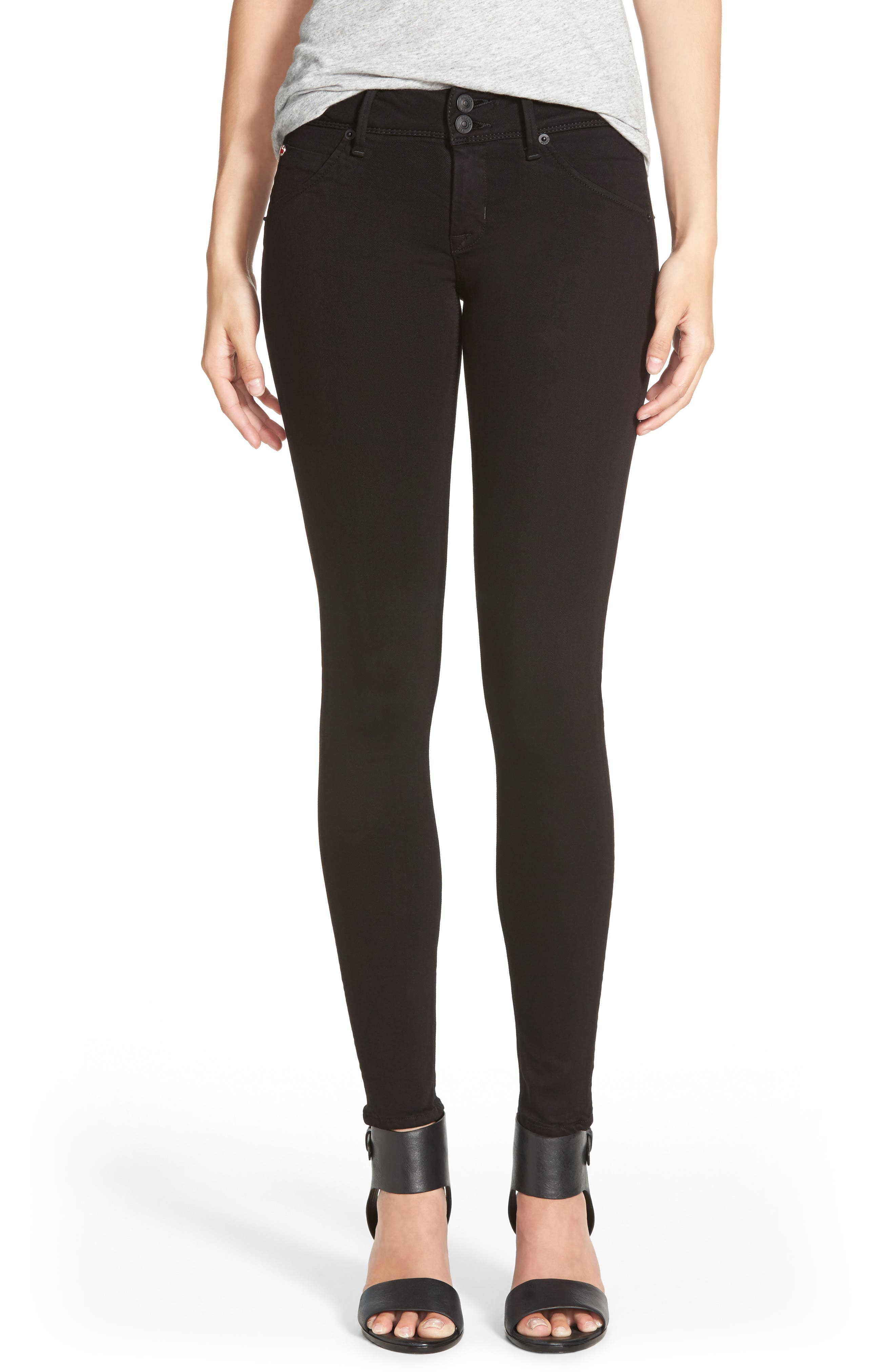 'Collin' Skinny Jeans,                         Main,                         color, 001