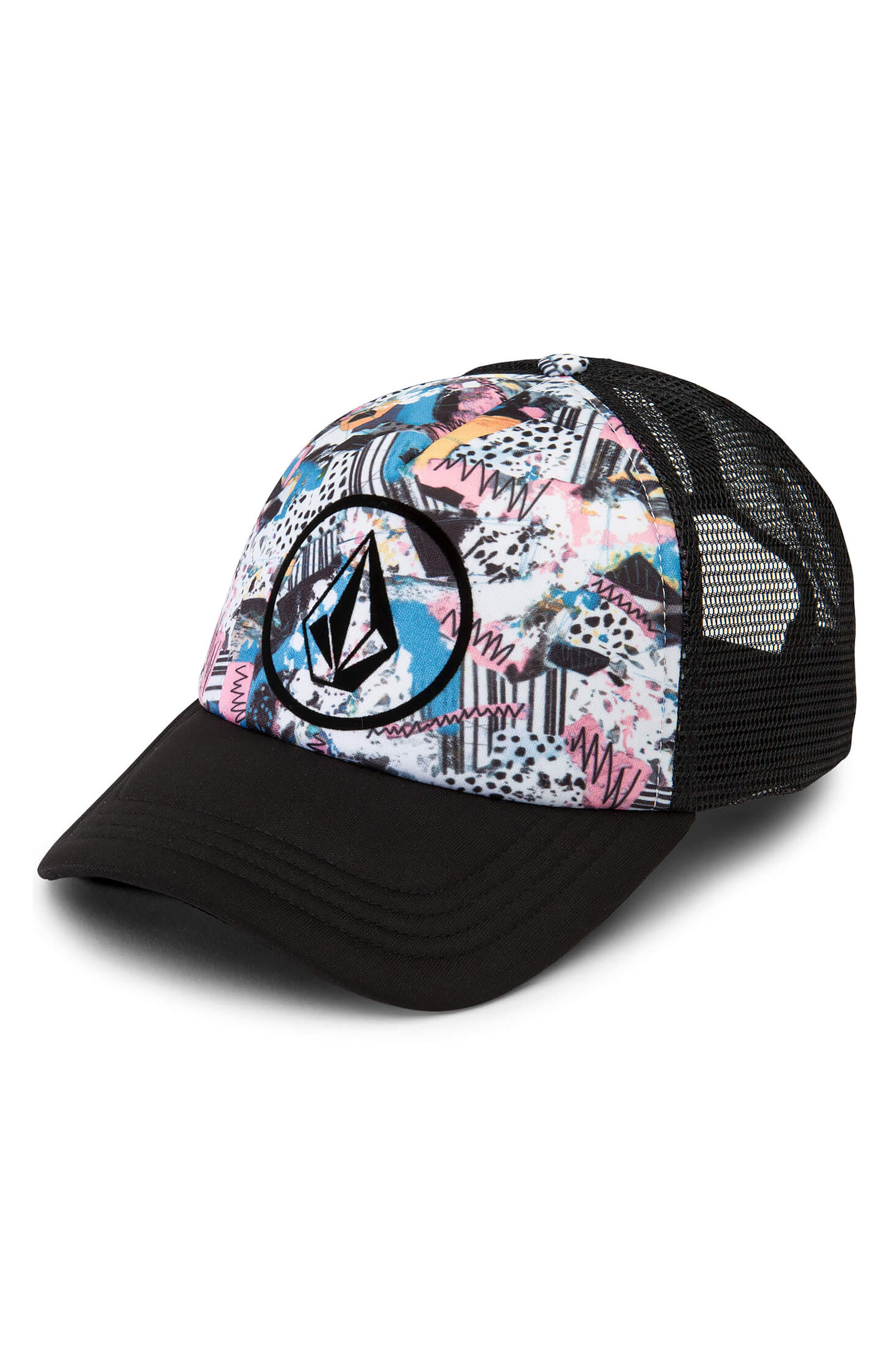 Tagurit Trucker Hat,                             Main thumbnail 1, color,                             001
