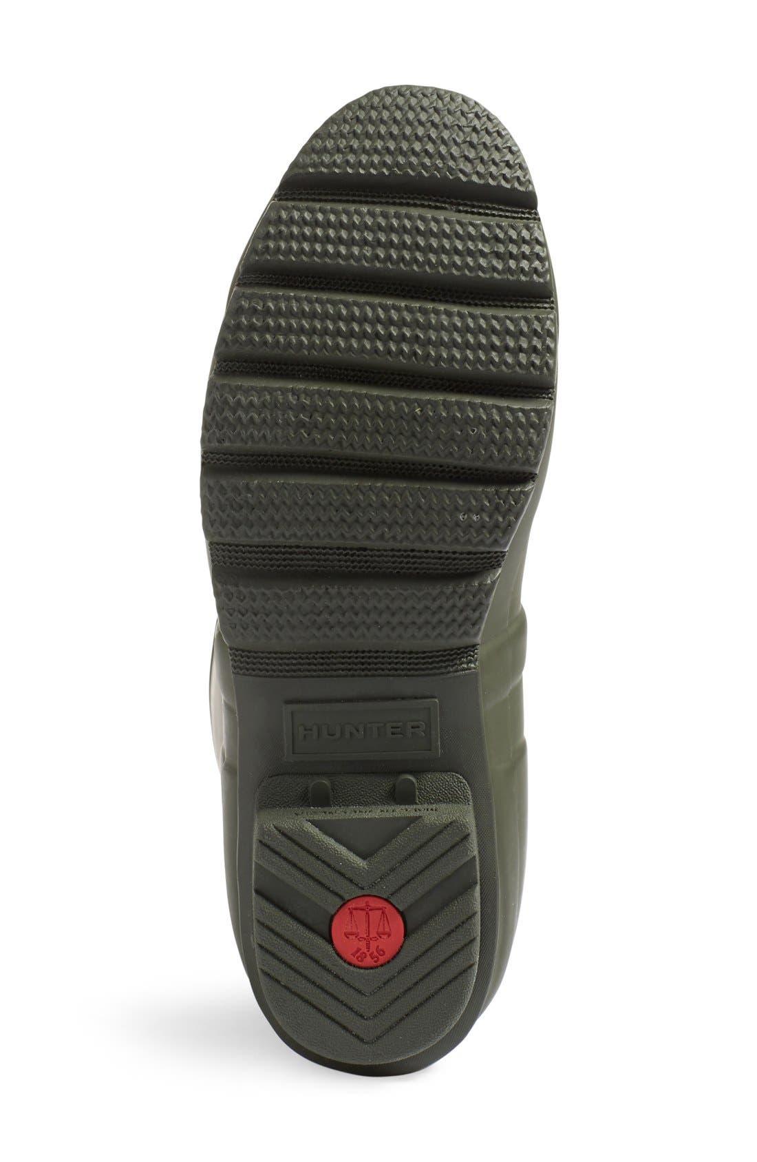 Original Short Back Adjustable Rain Boot,                             Alternate thumbnail 51, color,