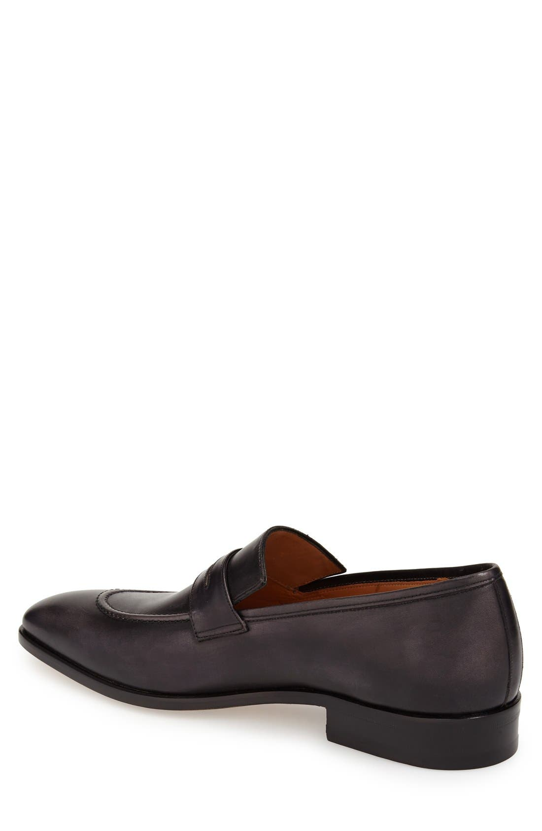 'Bione' Penny Loafer,                             Alternate thumbnail 3, color,