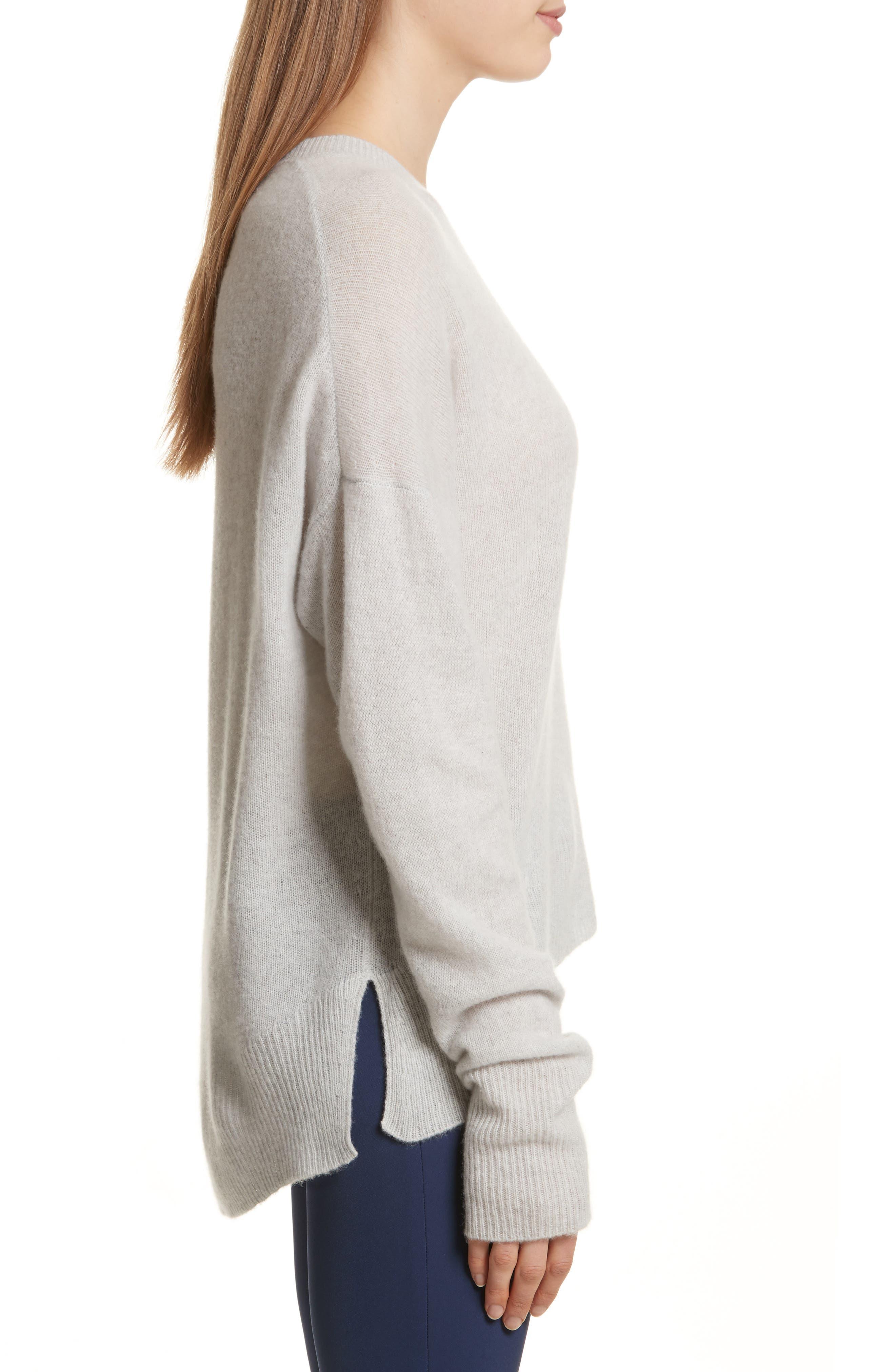 Karenia L Cashmere Sweater,                             Alternate thumbnail 10, color,