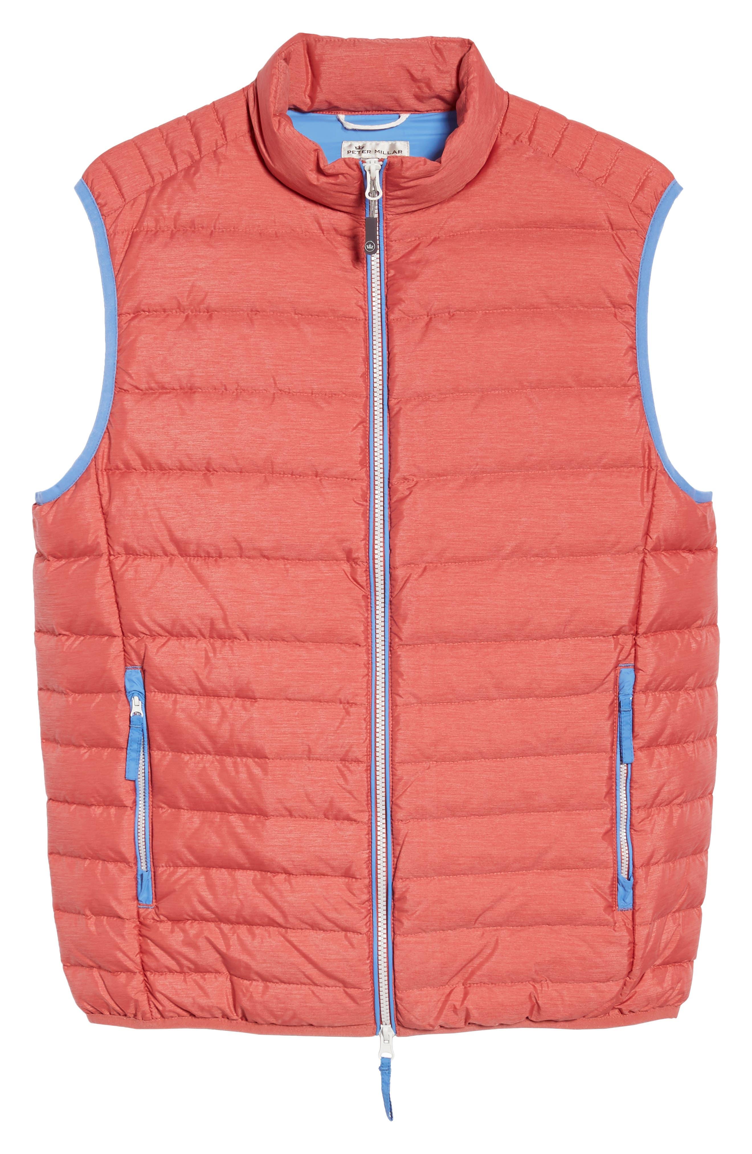 Crown Elite Light Down Vest,                             Alternate thumbnail 15, color,