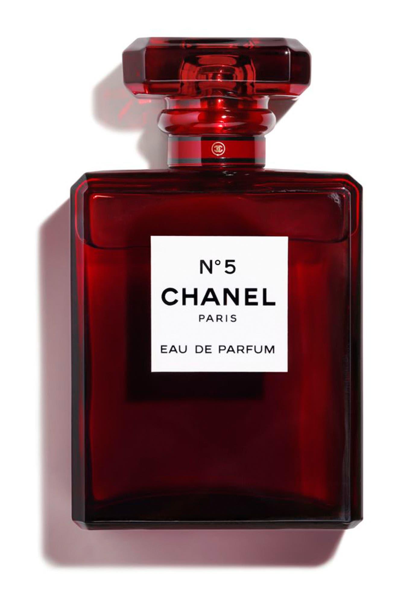 Nº5 Eau de Parfum Spray,                             Main thumbnail 1, color,                             000