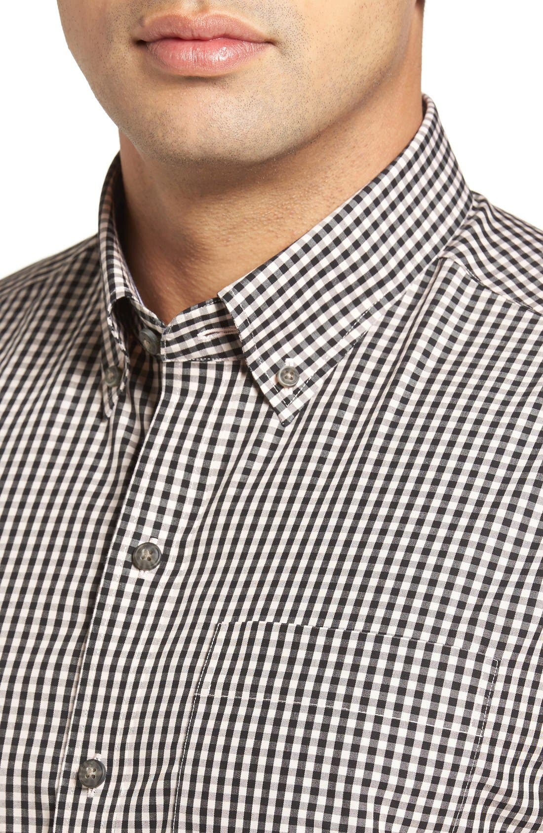 'Willard' Check Sport Shirt,                             Alternate thumbnail 2, color,                             019