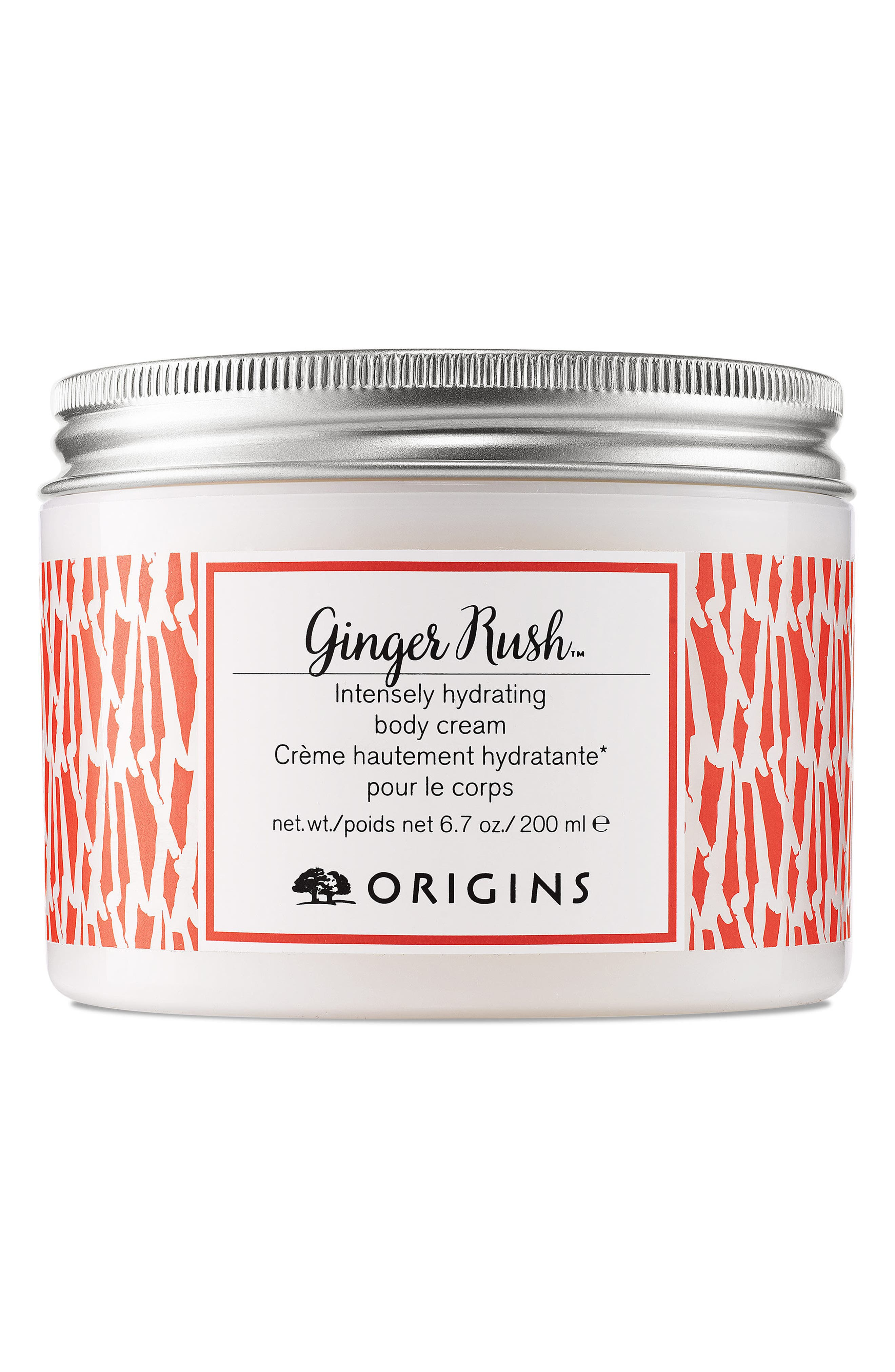 Ginger Rush Intensely Hydrating Body Cream,                         Main,                         color, NO COLOR