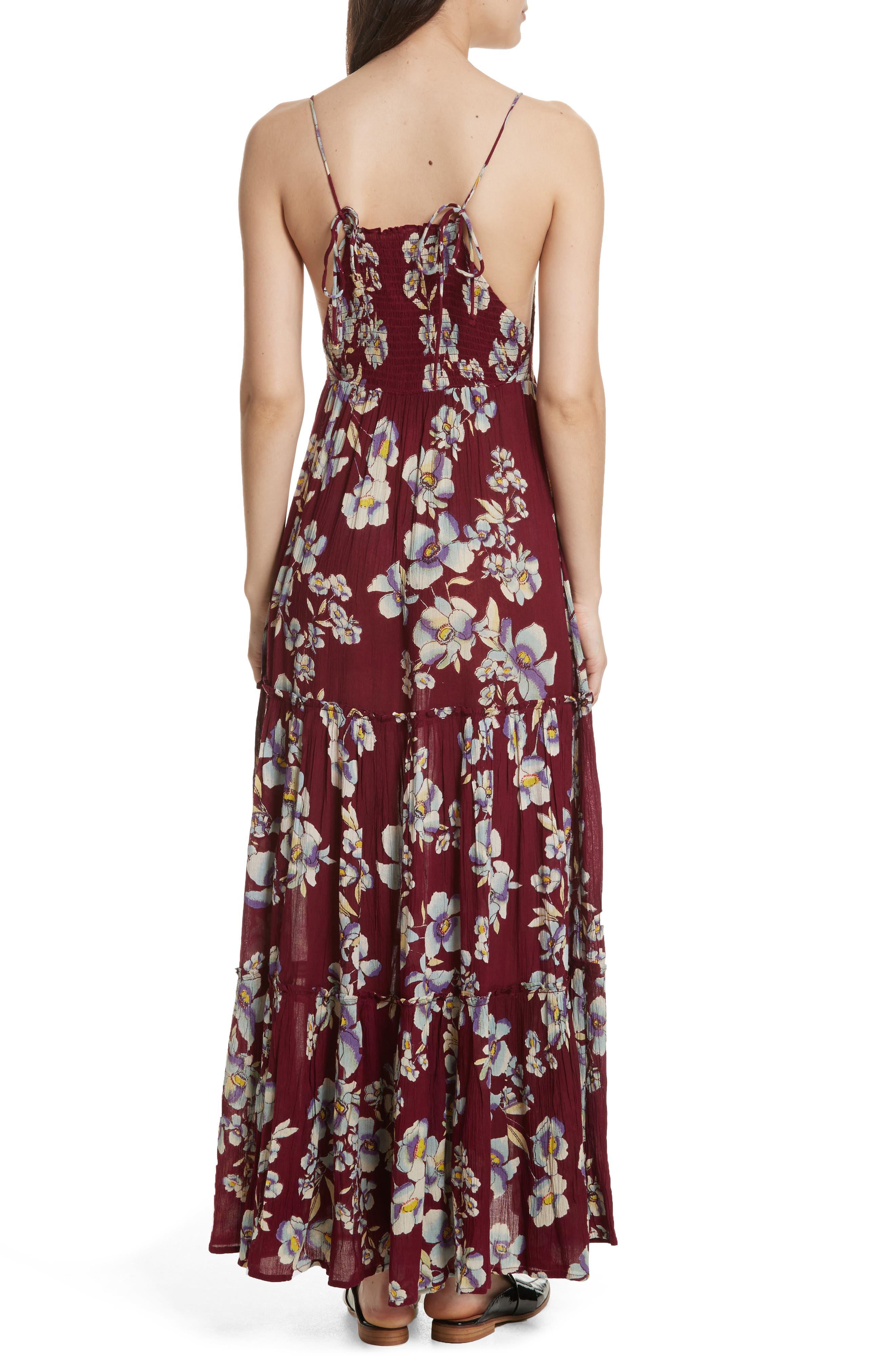 Garden Party Maxi Dress,                             Alternate thumbnail 10, color,