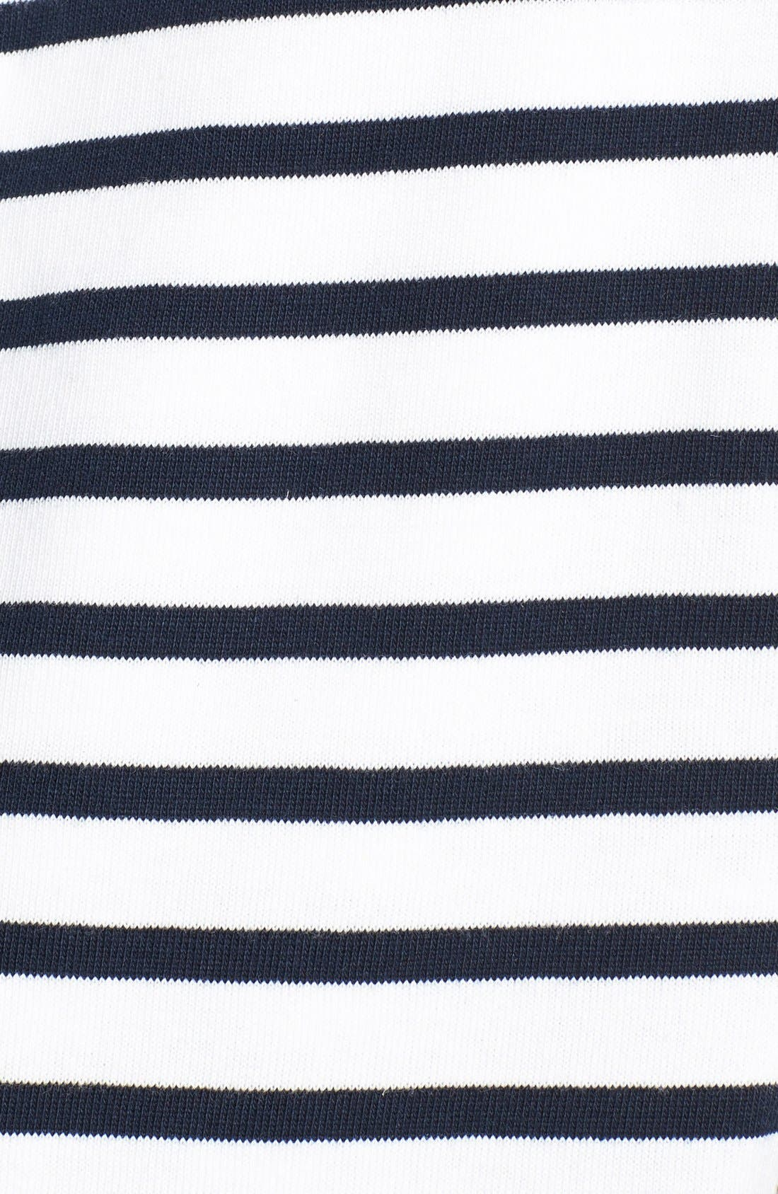 Vista Stripe Moto Jacket,                             Alternate thumbnail 3, color,                             411