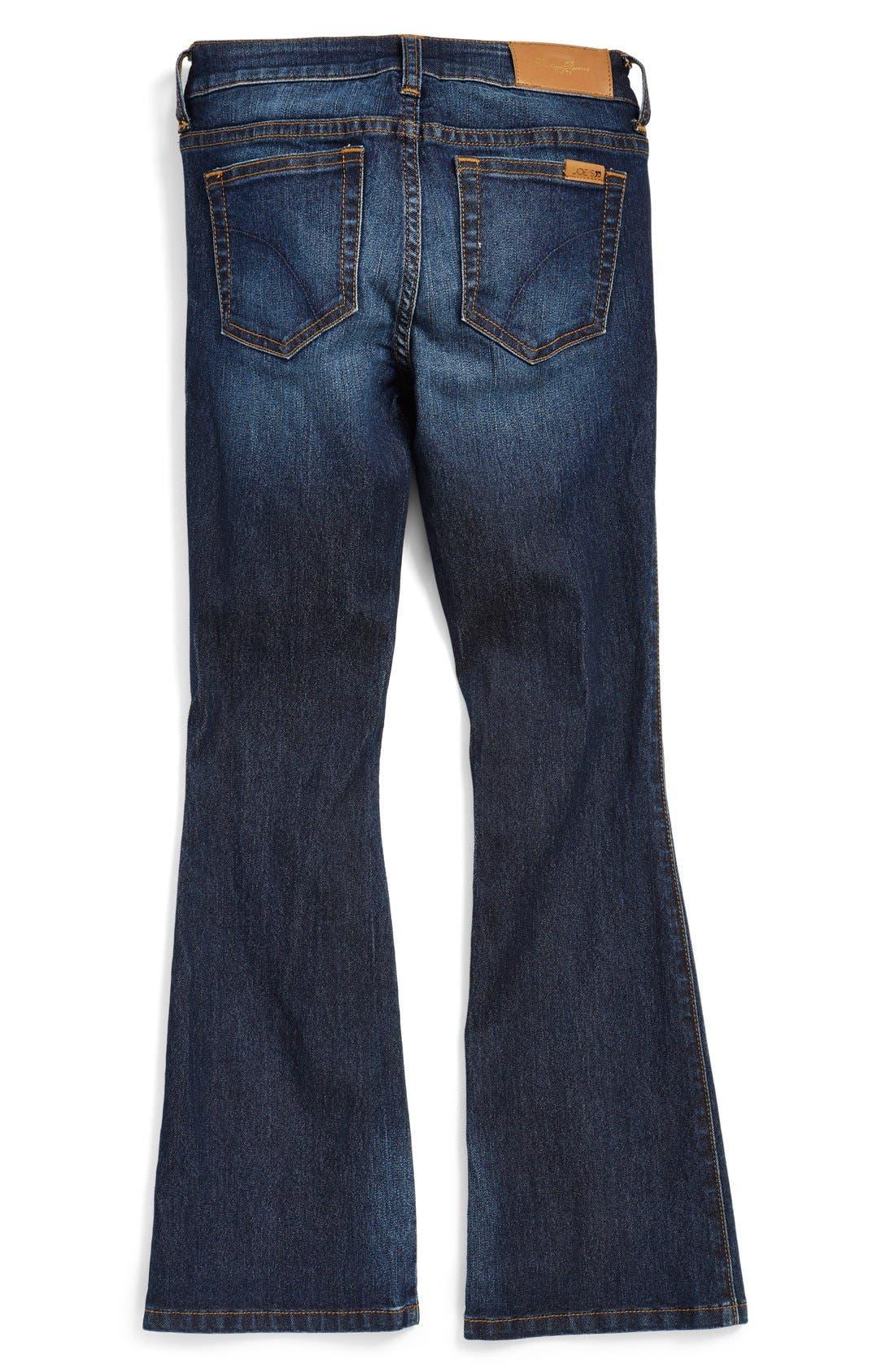 'Samantha' Flare Jeans,                             Main thumbnail 1, color,                             427