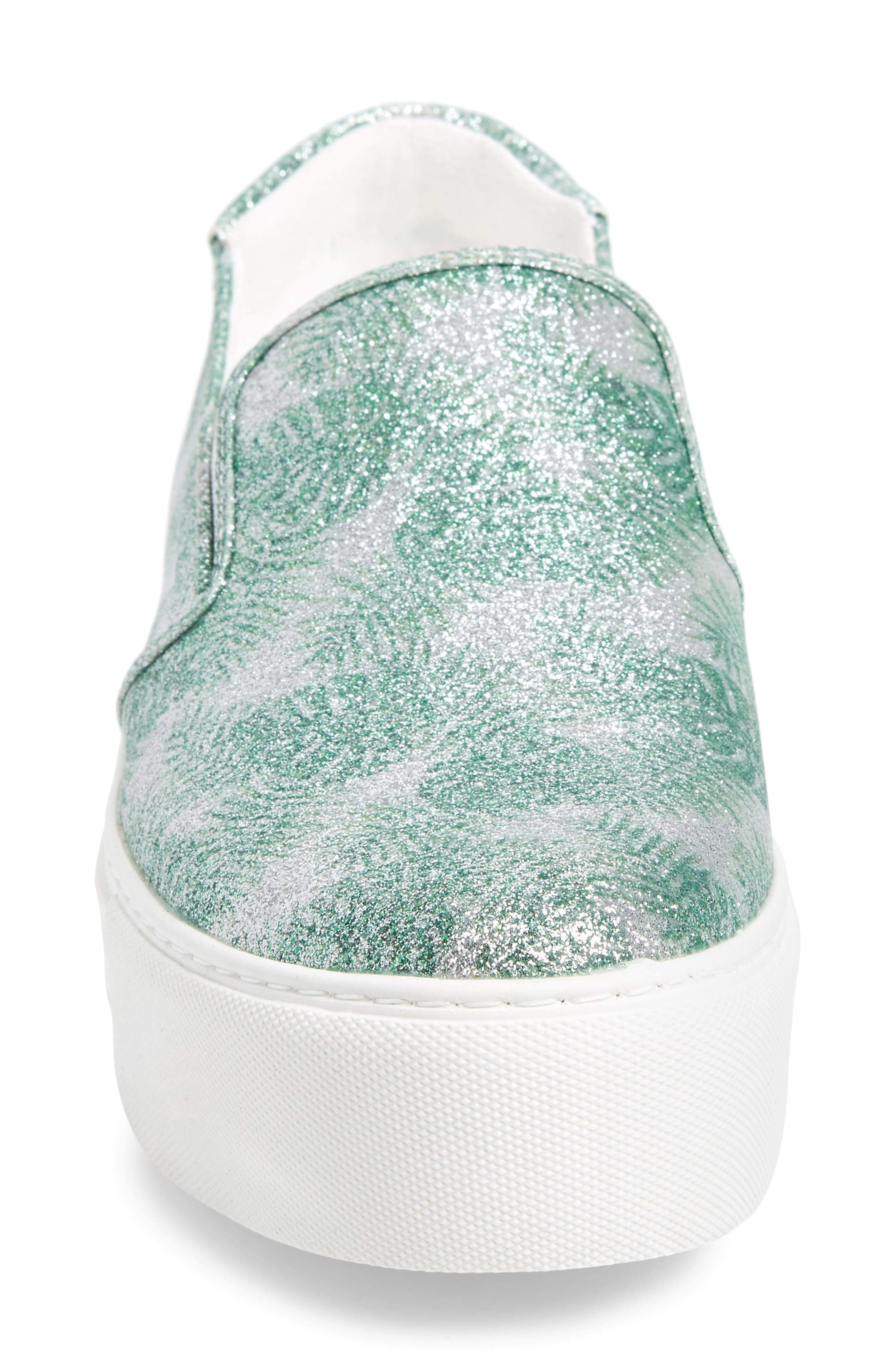 Joanie Slip-On Platform Sneaker,                             Alternate thumbnail 39, color,
