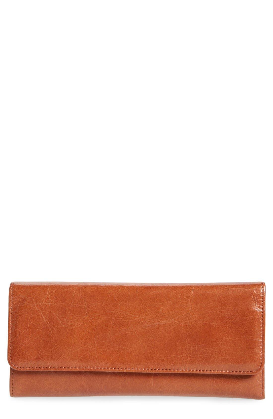 'Sadie' Leather Wallet,                             Main thumbnail 23, color,