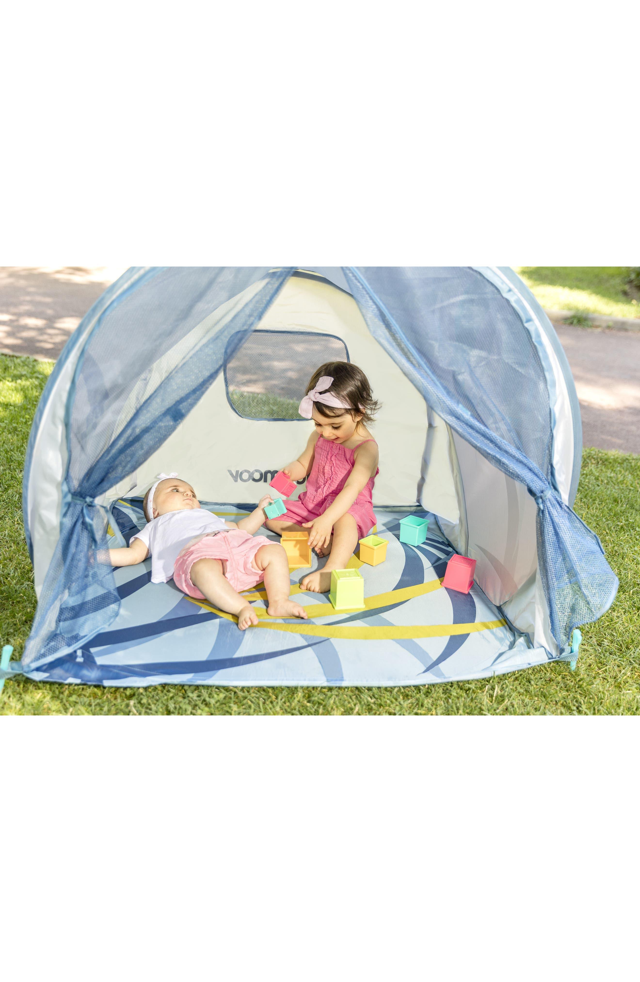 Anti-UV Tent,                             Alternate thumbnail 2, color,                             GREY BLUE