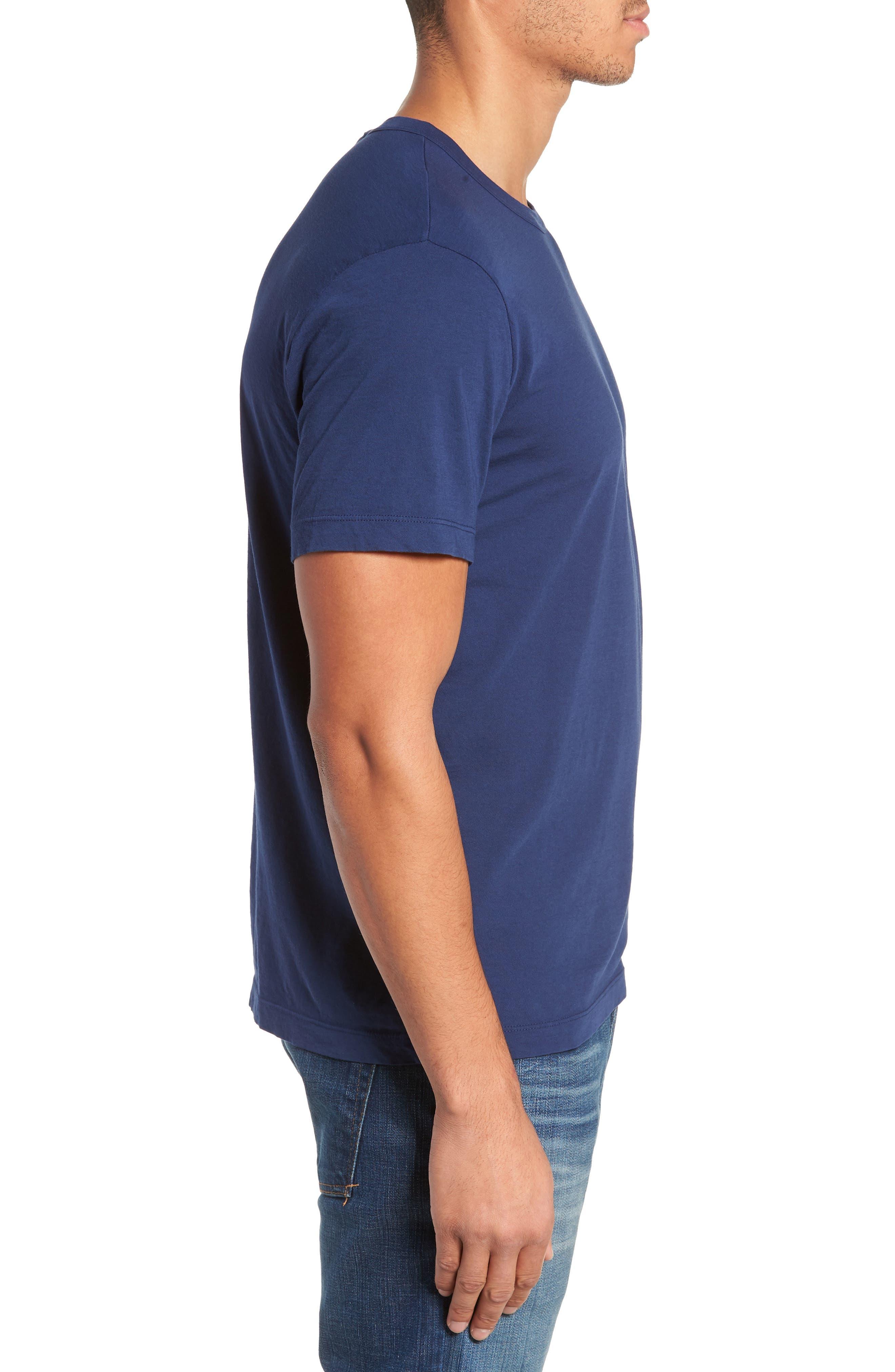 Crewneck Jersey T-Shirt,                             Alternate thumbnail 325, color,