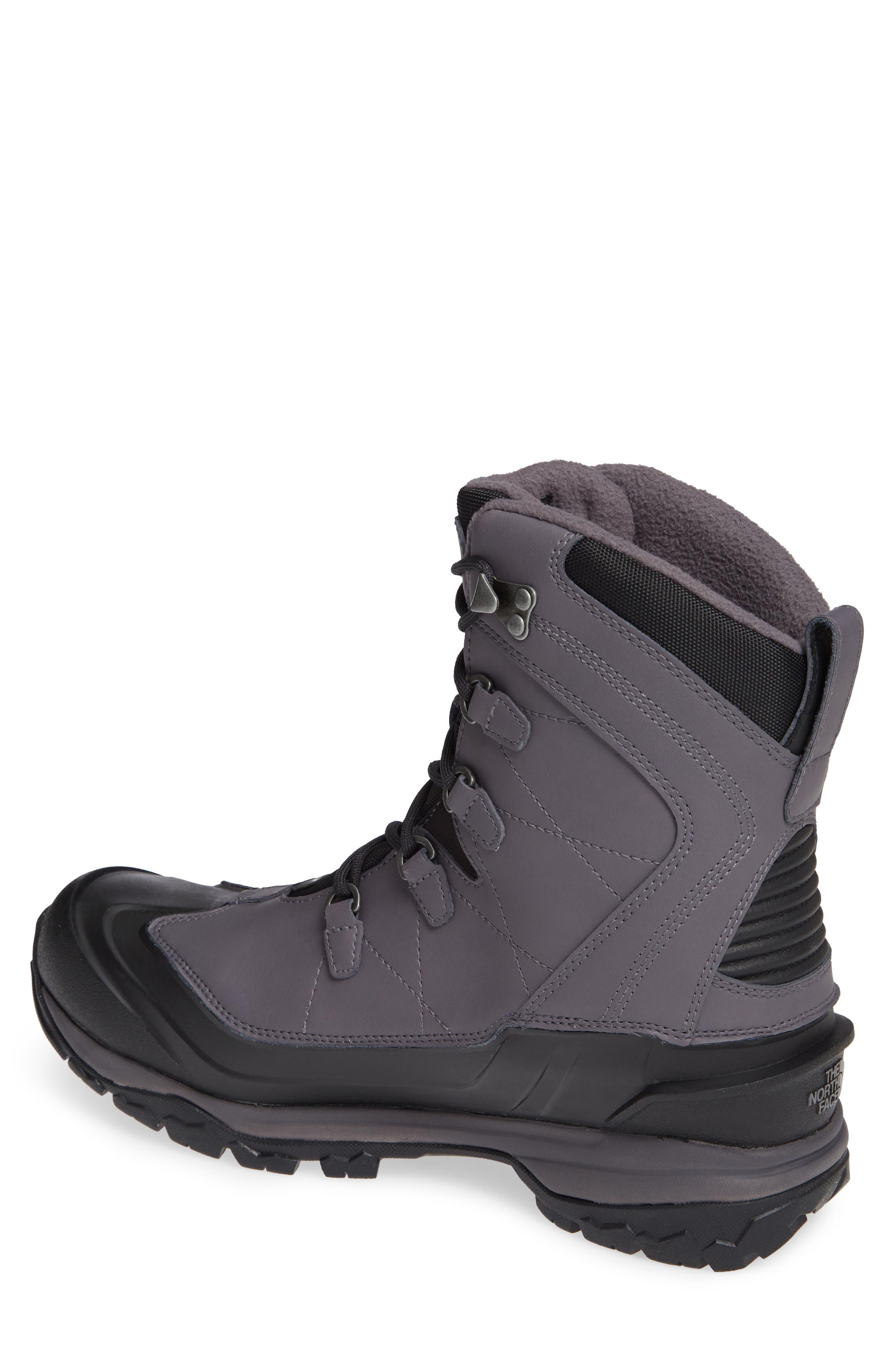 Chilkat Evo Waterproof Insulated Snow Boot,                             Alternate thumbnail 2, color,                             BLACKENED PEARL/ PHANTOM GREY