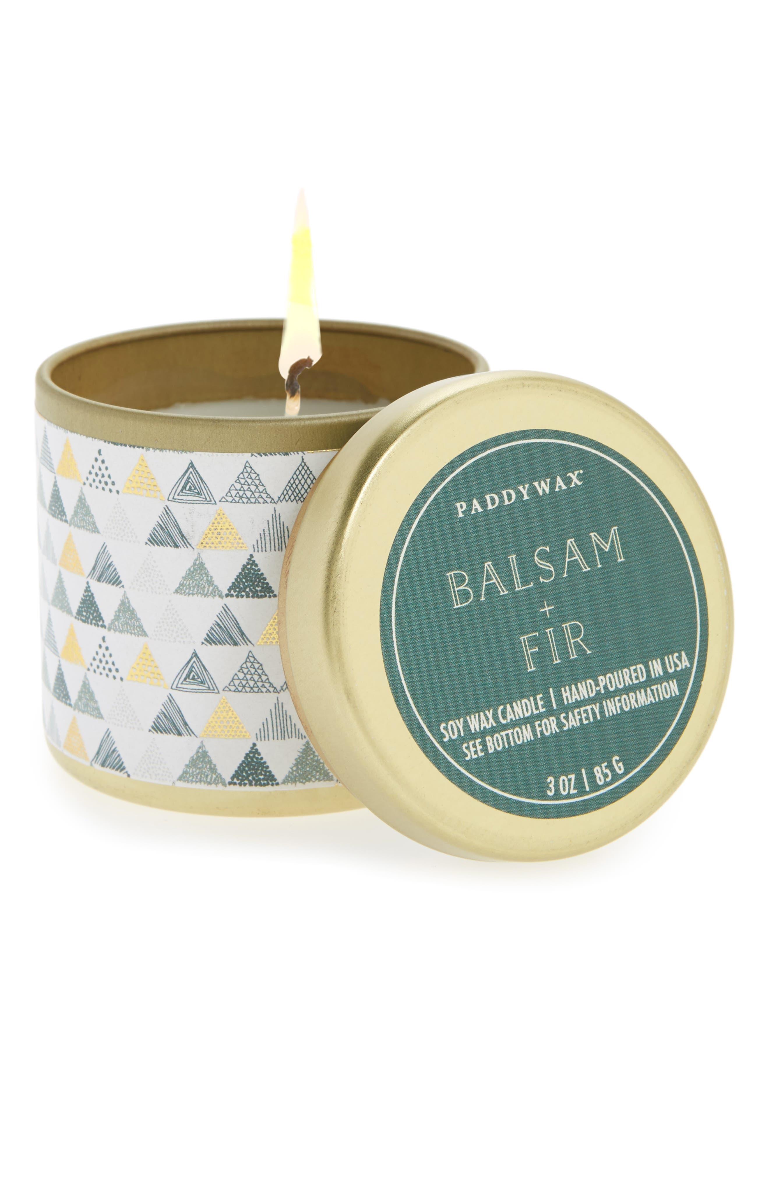Kaleidoscope Tin Candle,                             Main thumbnail 4, color,