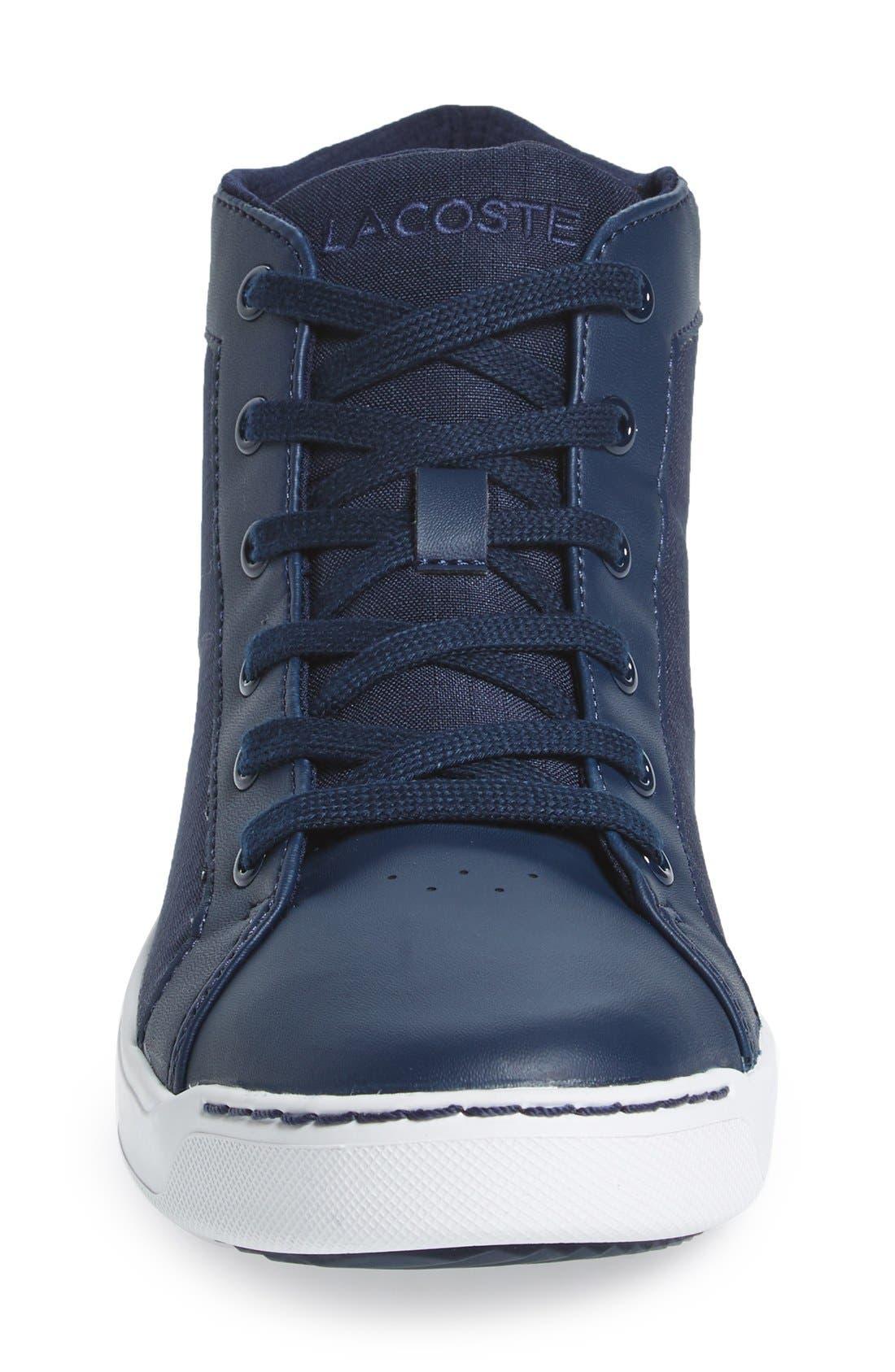 'Explorateur' Midi Sneaker,                             Alternate thumbnail 4, color,                             410