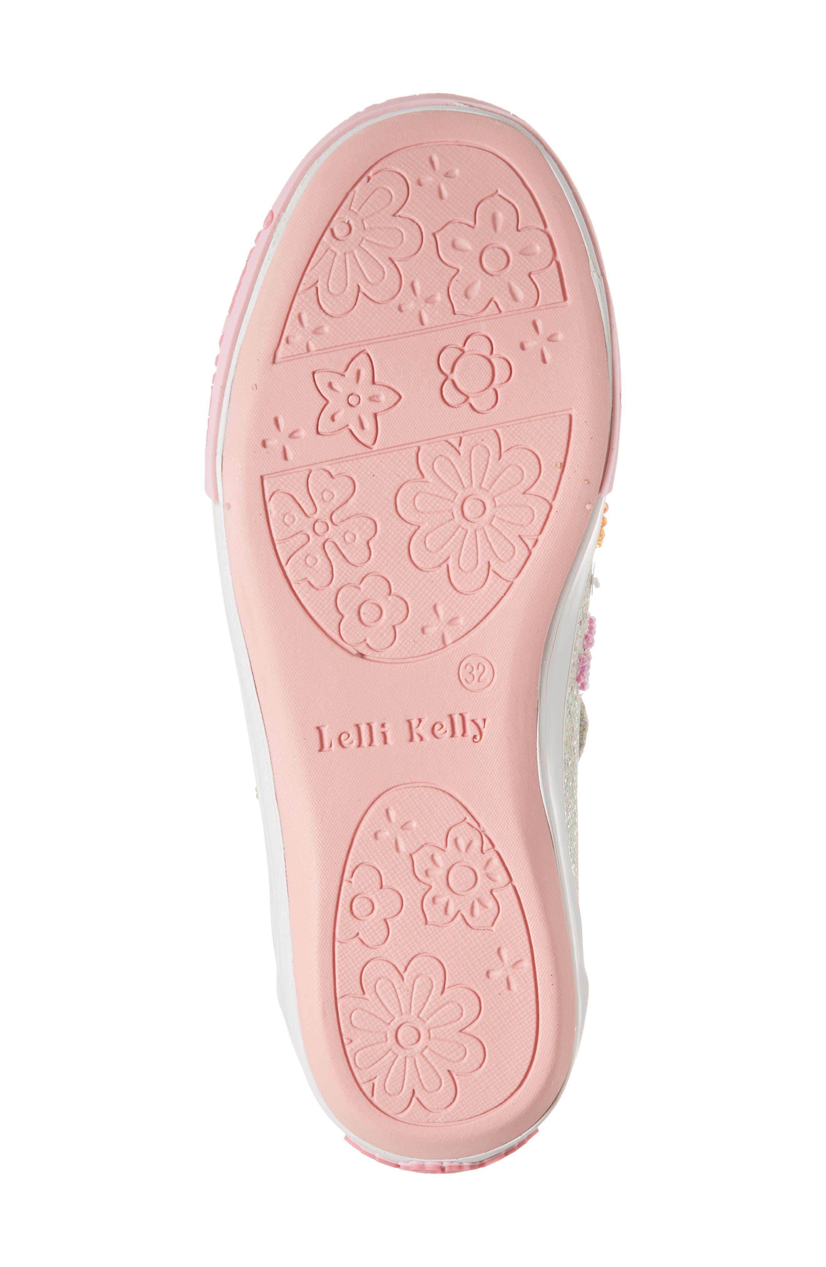Beaded Mary Jane Sneaker,                             Alternate thumbnail 6, color,                             040