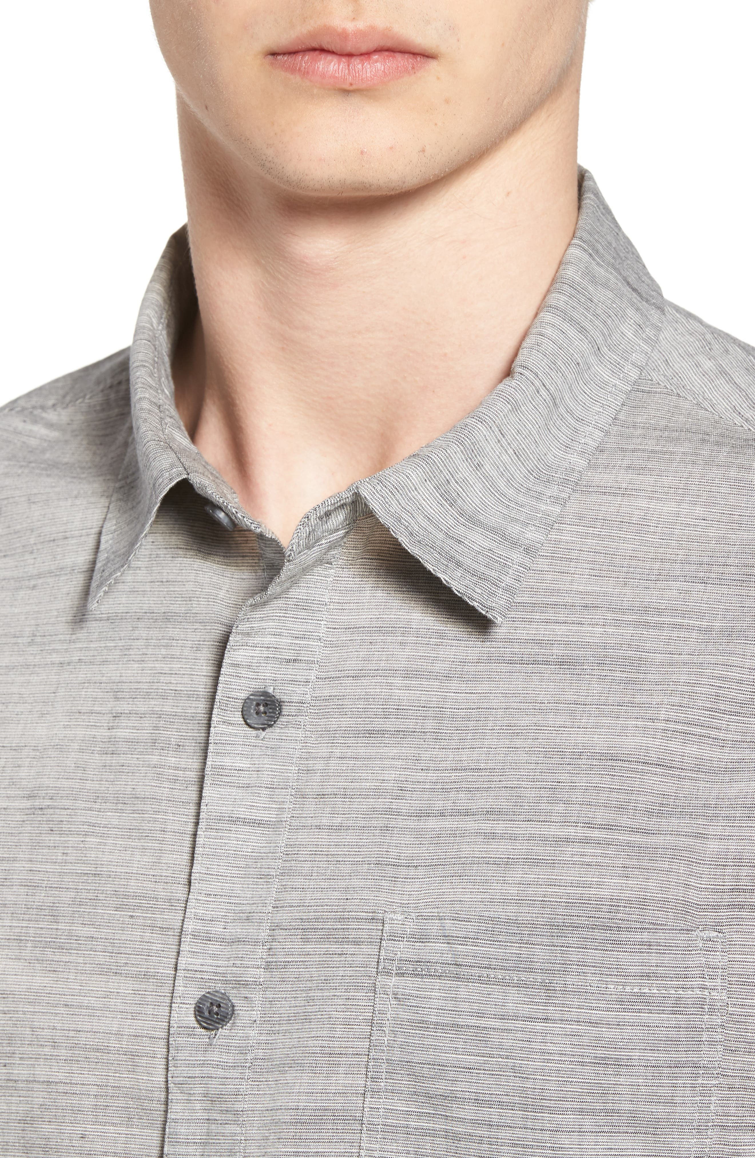 Faderade Short Sleeve Shirt,                             Alternate thumbnail 4, color,                             020