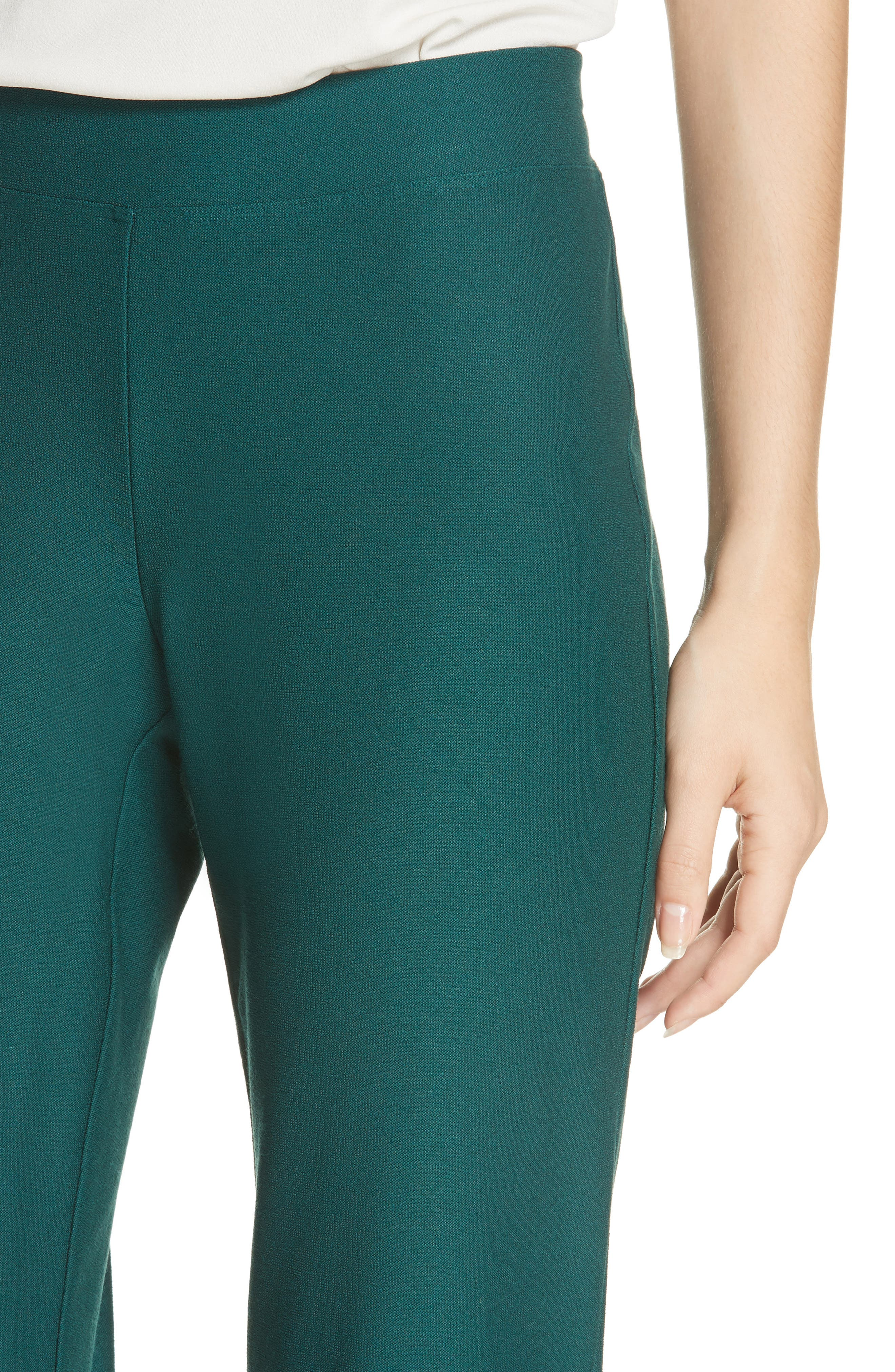 Stretch Crepe Slim Ankle Pants,                             Alternate thumbnail 77, color,