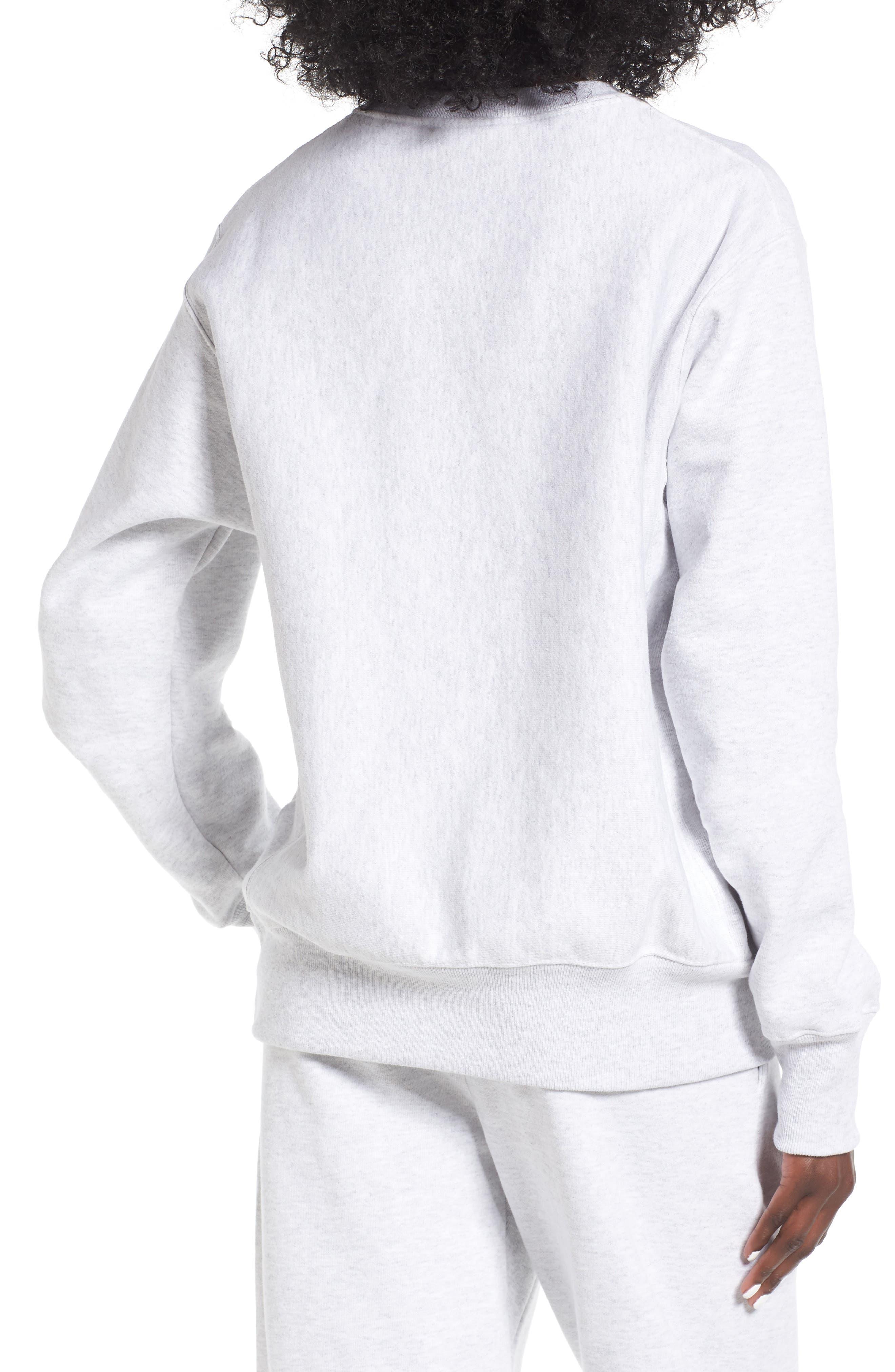 Crewneck Sweatshirt,                             Alternate thumbnail 2, color,                             020