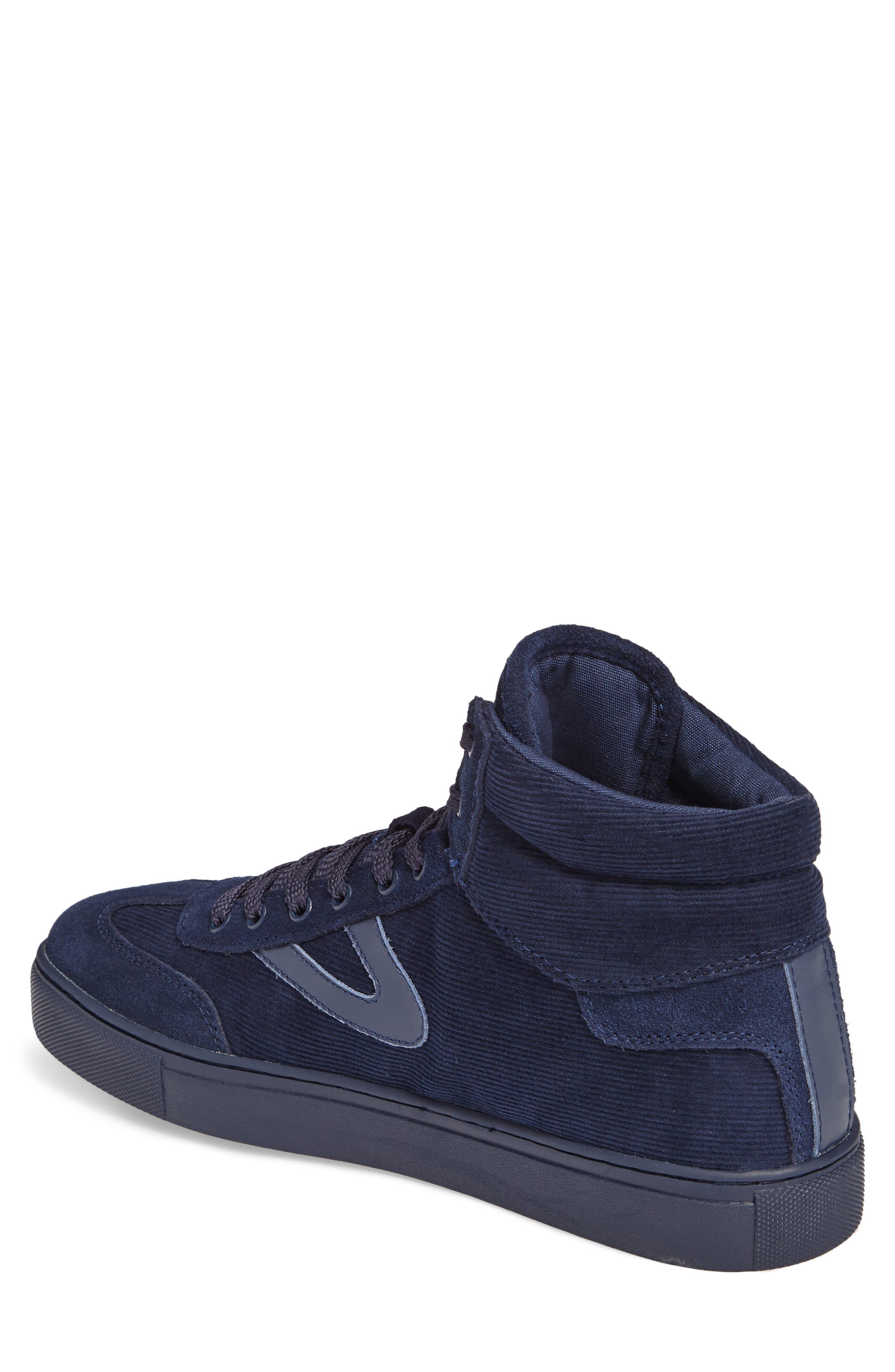 Jack High Top Sneaker,                             Alternate thumbnail 4, color,
