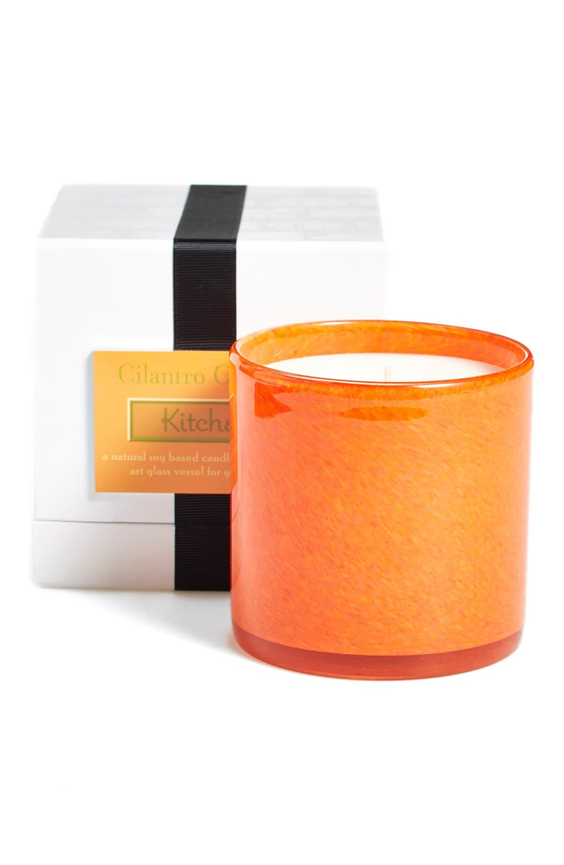 'Cilantro Orange - Kitchen' Candle,                             Alternate thumbnail 2, color,                             NO COLOR