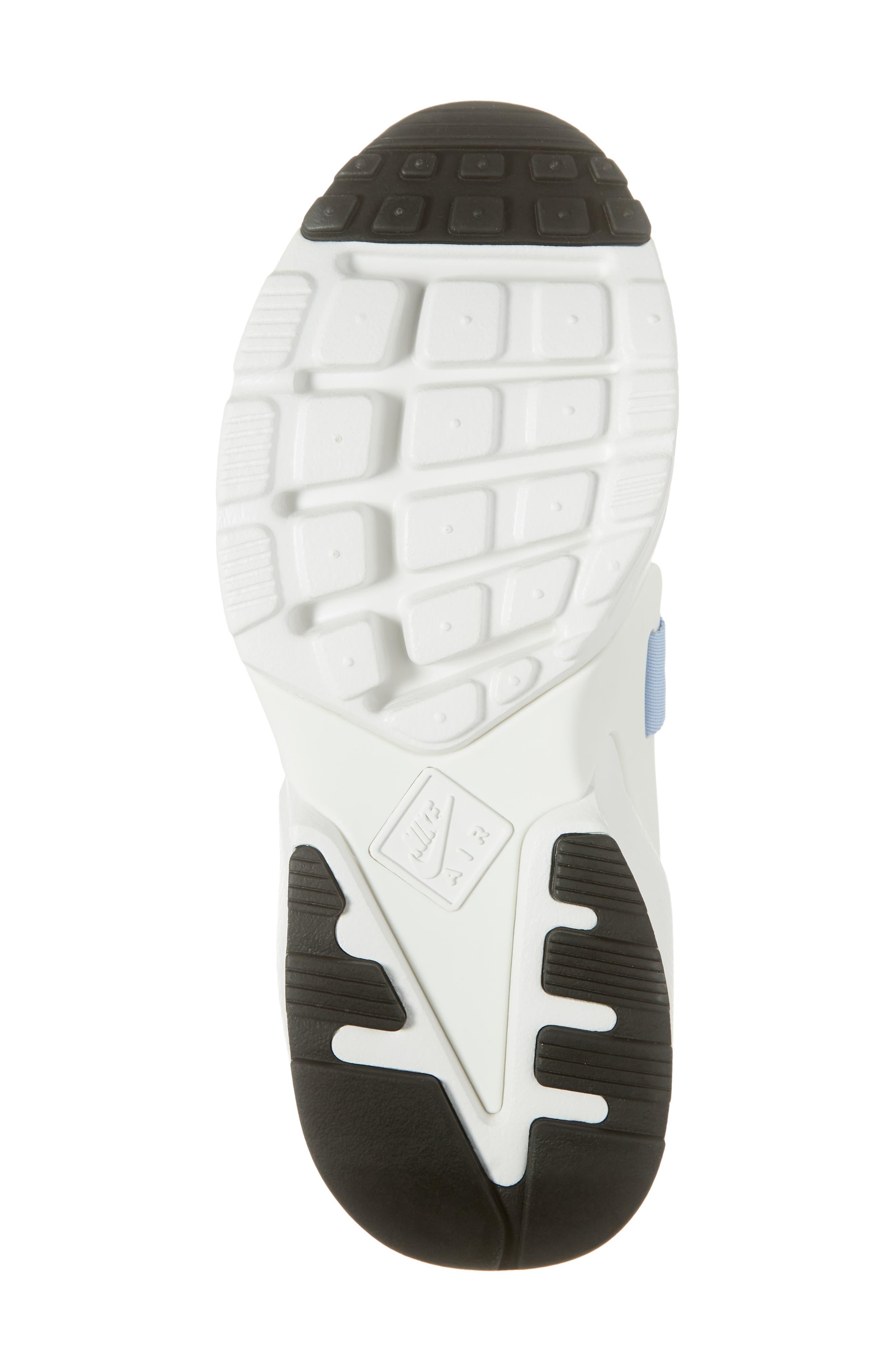 NIKE,                             Air Huarache City Sneaker,                             Alternate thumbnail 6, color,                             GHOST AQUA/ BLACK/ WHITE