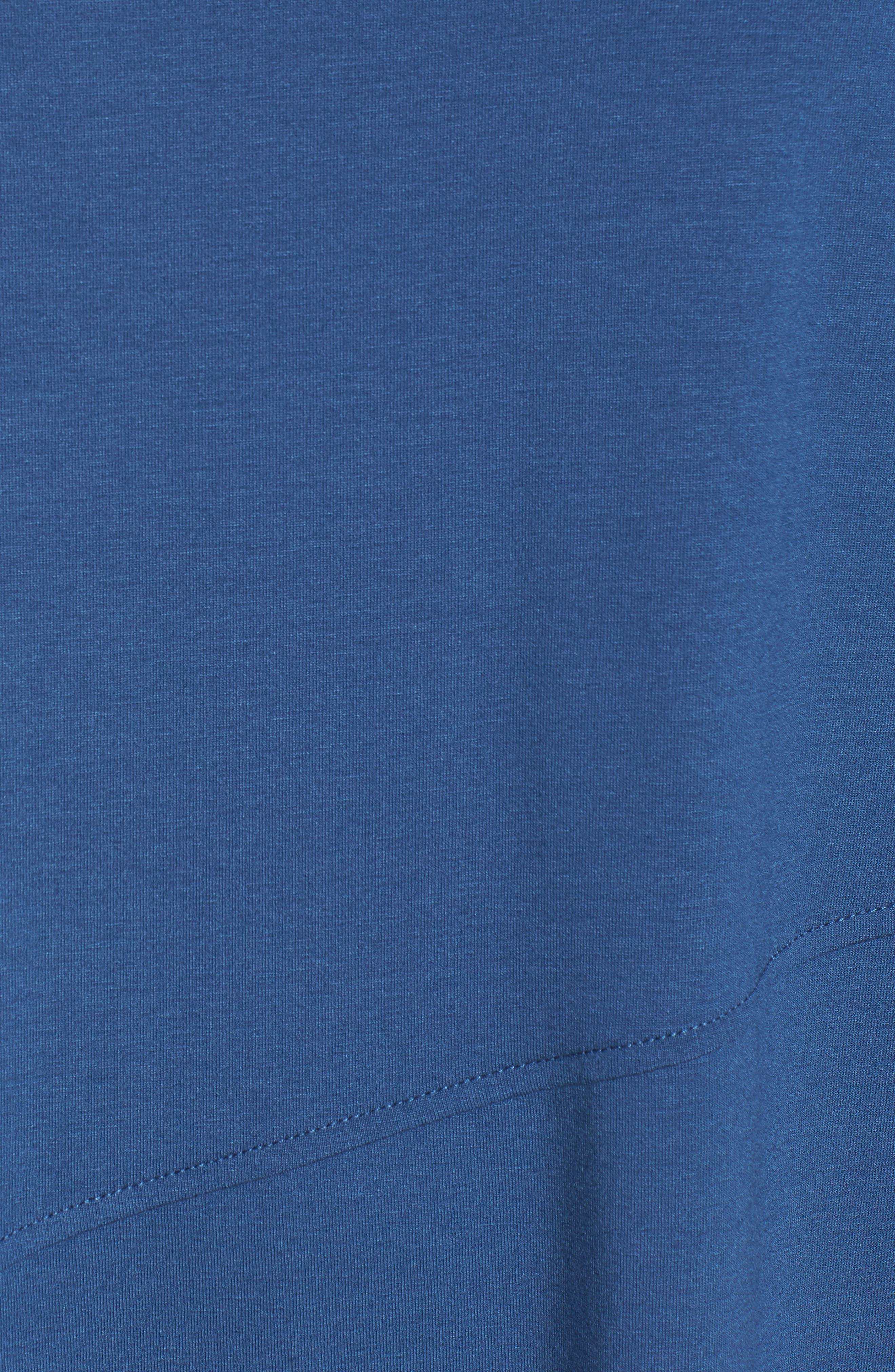 Asymmetrical Jersey Top,                             Alternate thumbnail 38, color,