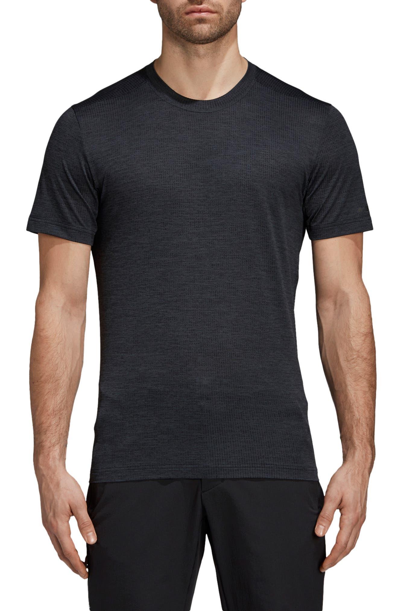 Adidas Tivid Climalite T-Shirt, Grey
