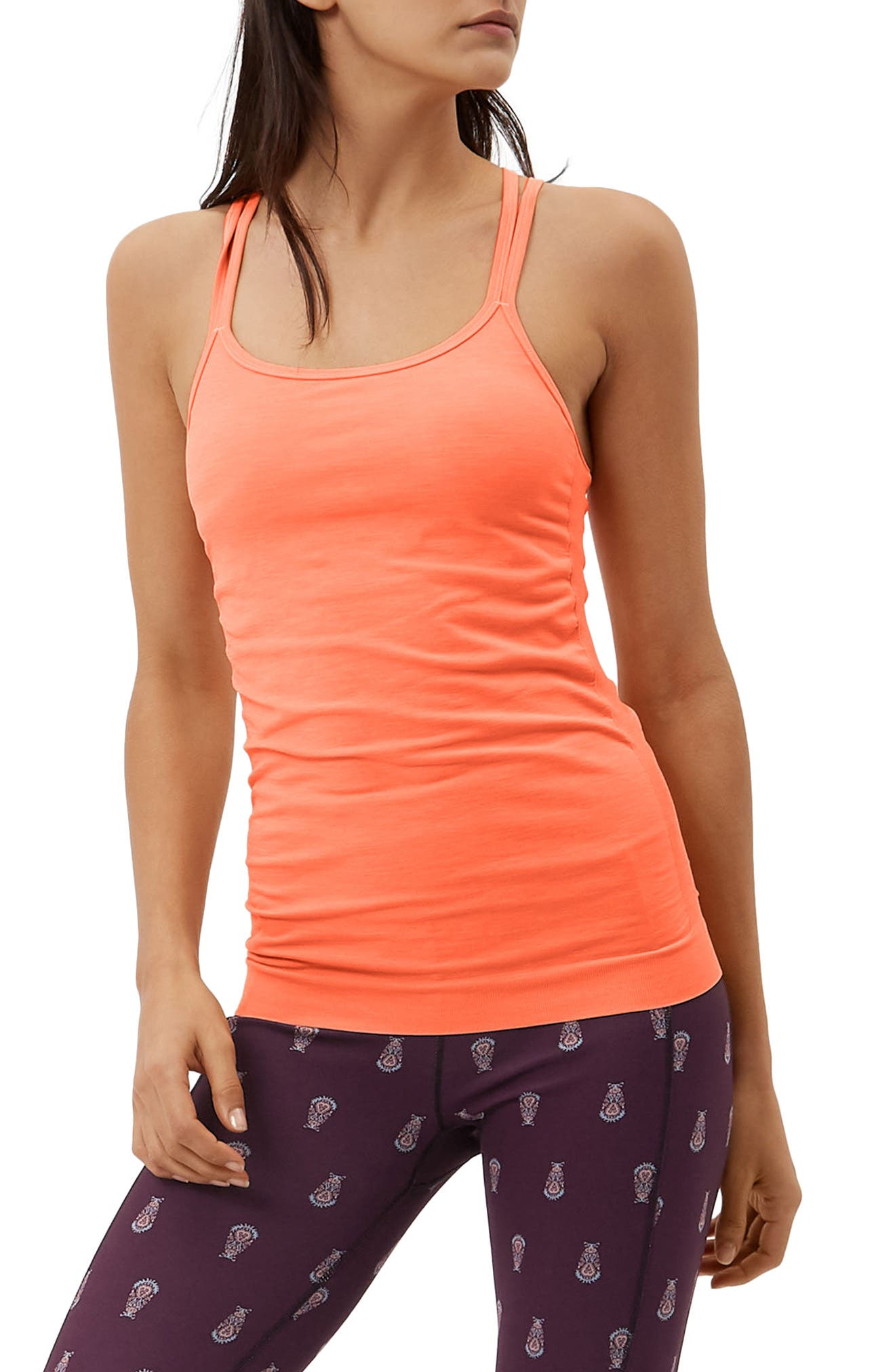 Namaska Yoga Tank,                             Main thumbnail 2, color,