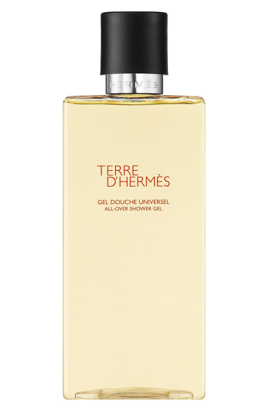 TERRE D HERMES,                             Hermès Terre d'Hermès - All-over shower gel,                             Main thumbnail 1, color,                             000