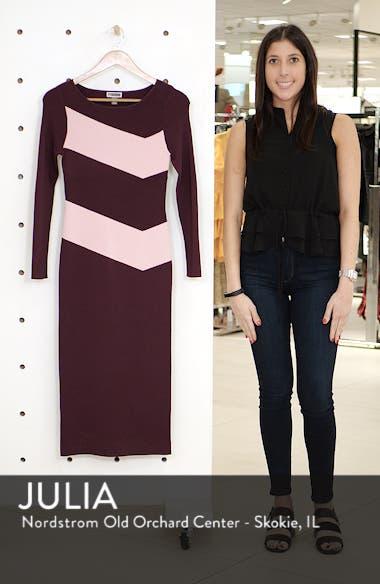 Bold Stripe Body-Con Dress, sales video thumbnail
