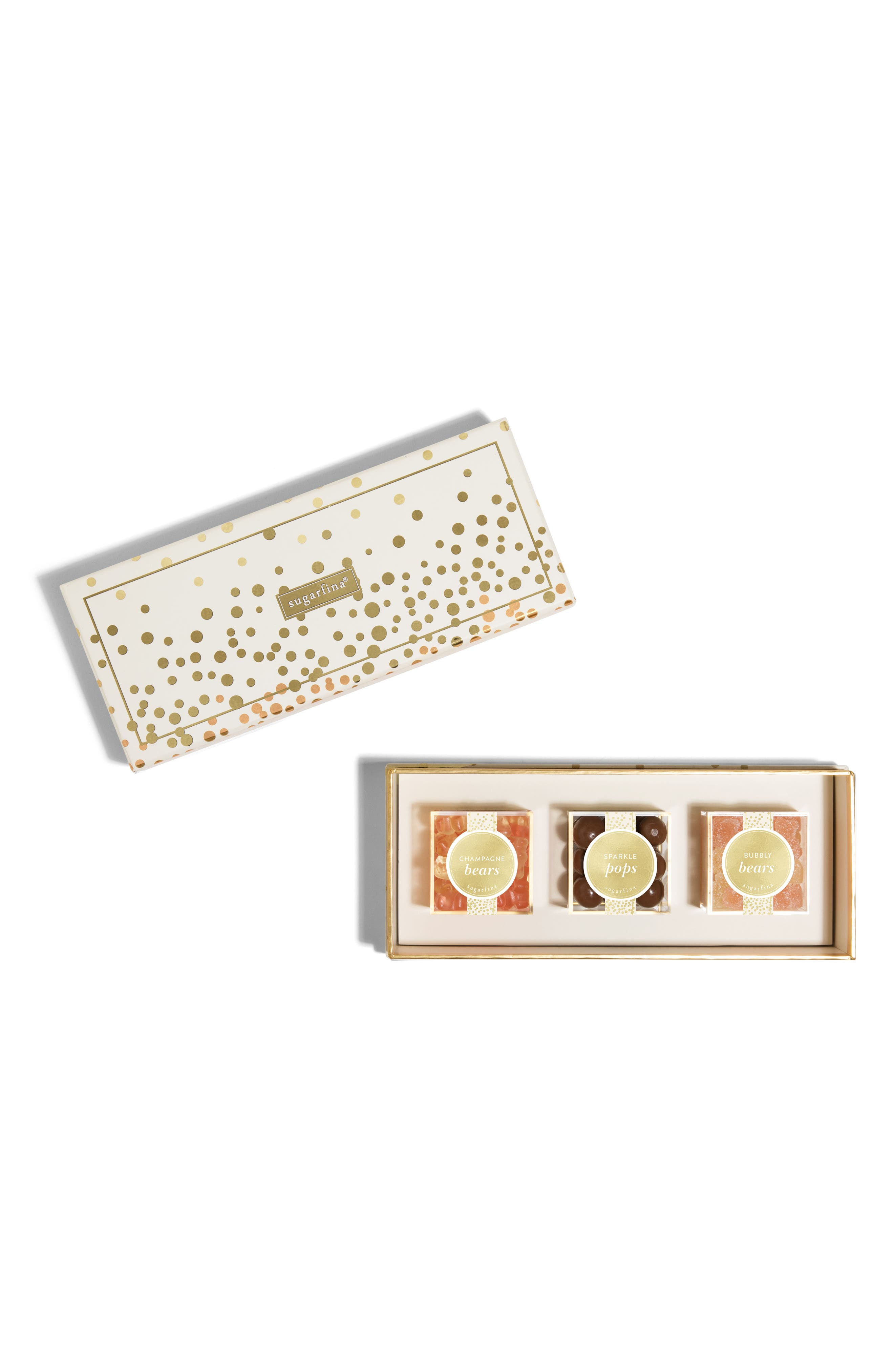 Sweet & Sparkling 3-Piece Candy Bento Box,                             Alternate thumbnail 3, color,                             250
