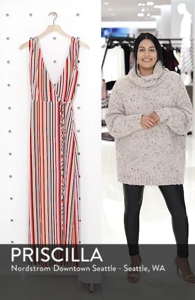 Bobby Wrap Maxi Dress, sales video thumbnail