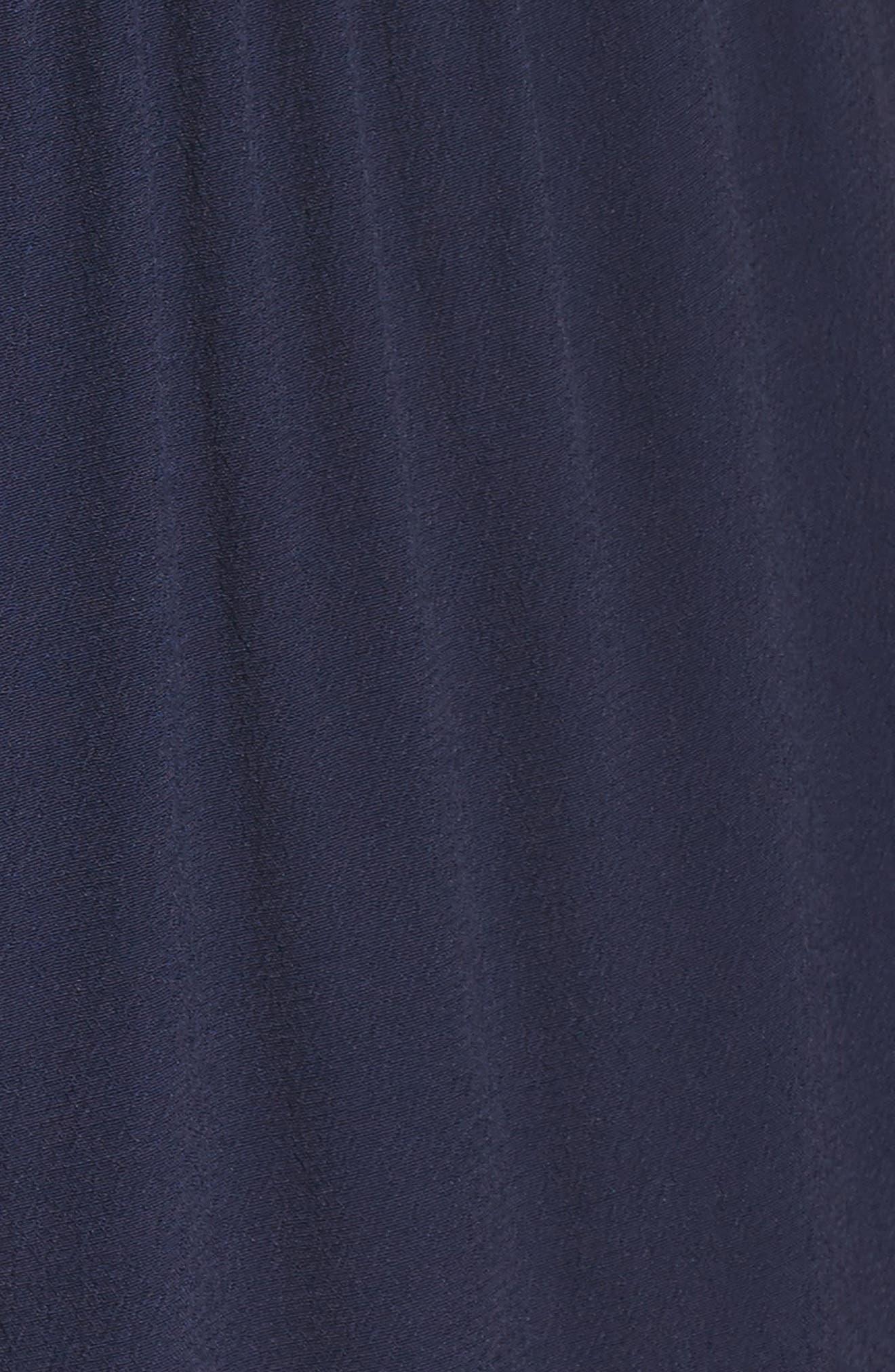 Blouson Jumpsuit,                             Alternate thumbnail 5, color,                             NAVY