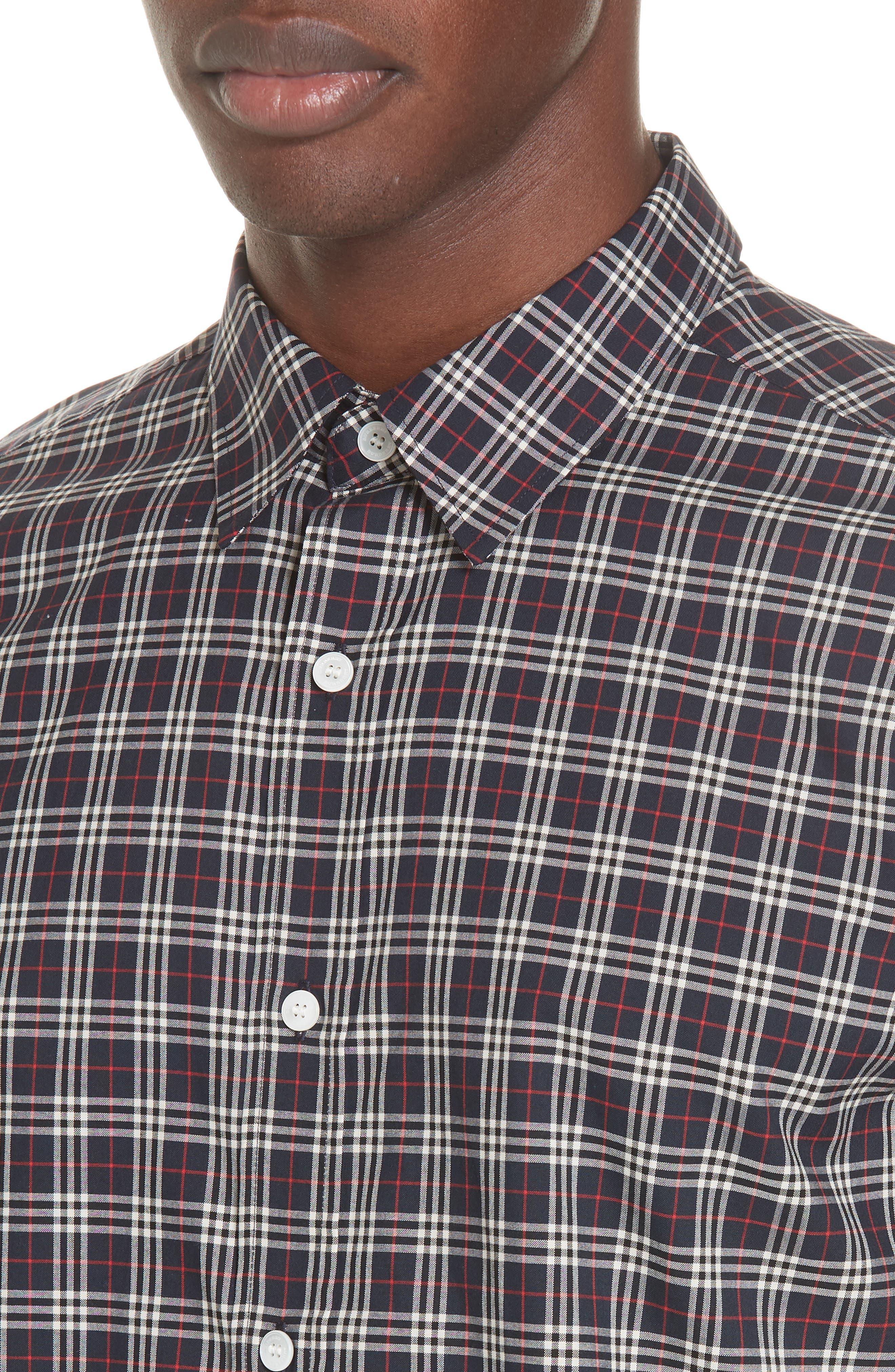 Edward Short Sleeve Shirt,                             Alternate thumbnail 2, color,                             400