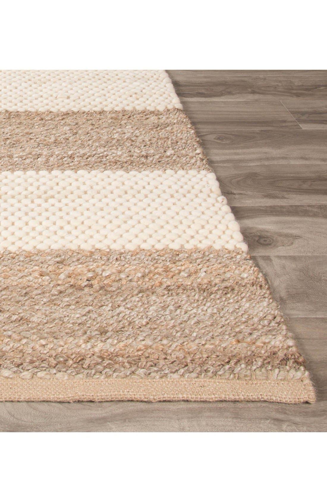 'nolita stripes' rug,                             Alternate thumbnail 8, color,