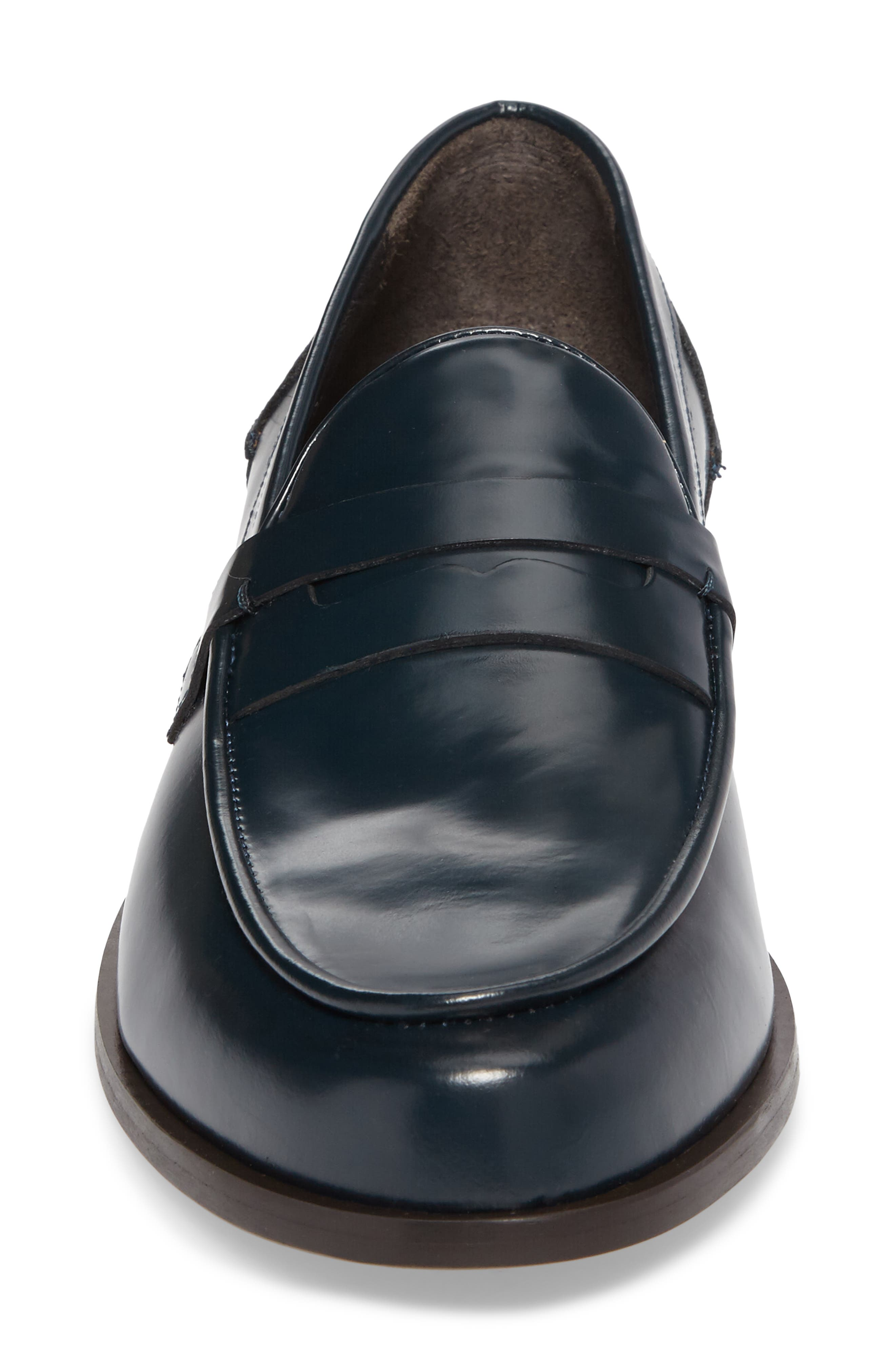 Donald J Pliner Sawyer Penny Loafer,                             Alternate thumbnail 8, color,
