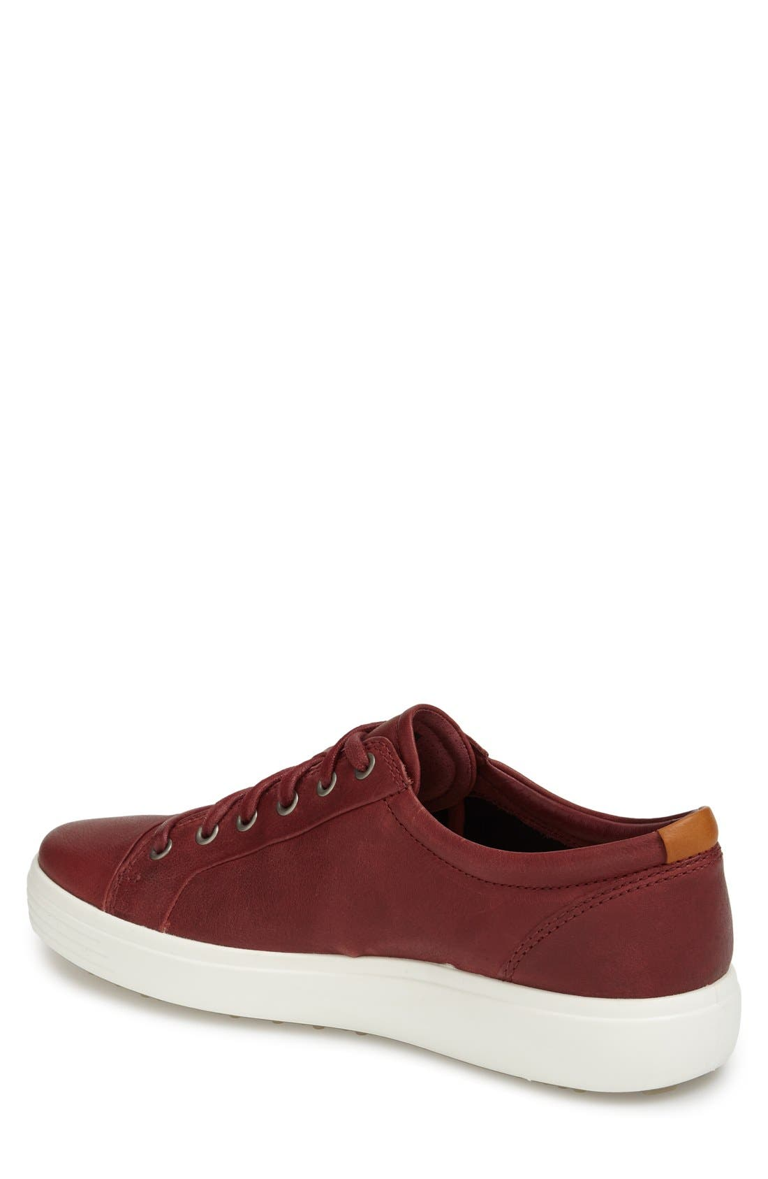 Soft VII Lace-Up Sneaker,                             Alternate thumbnail 76, color,