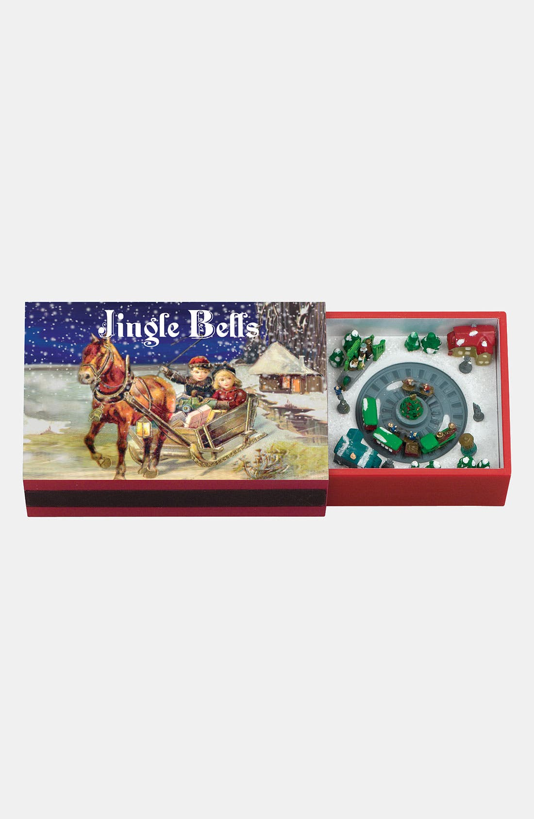 Mr. Christmas<sup>®</sup> 'Jingle Bells' Matchbox Melodies<sup>™</sup> Music Box, Main, color, 960
